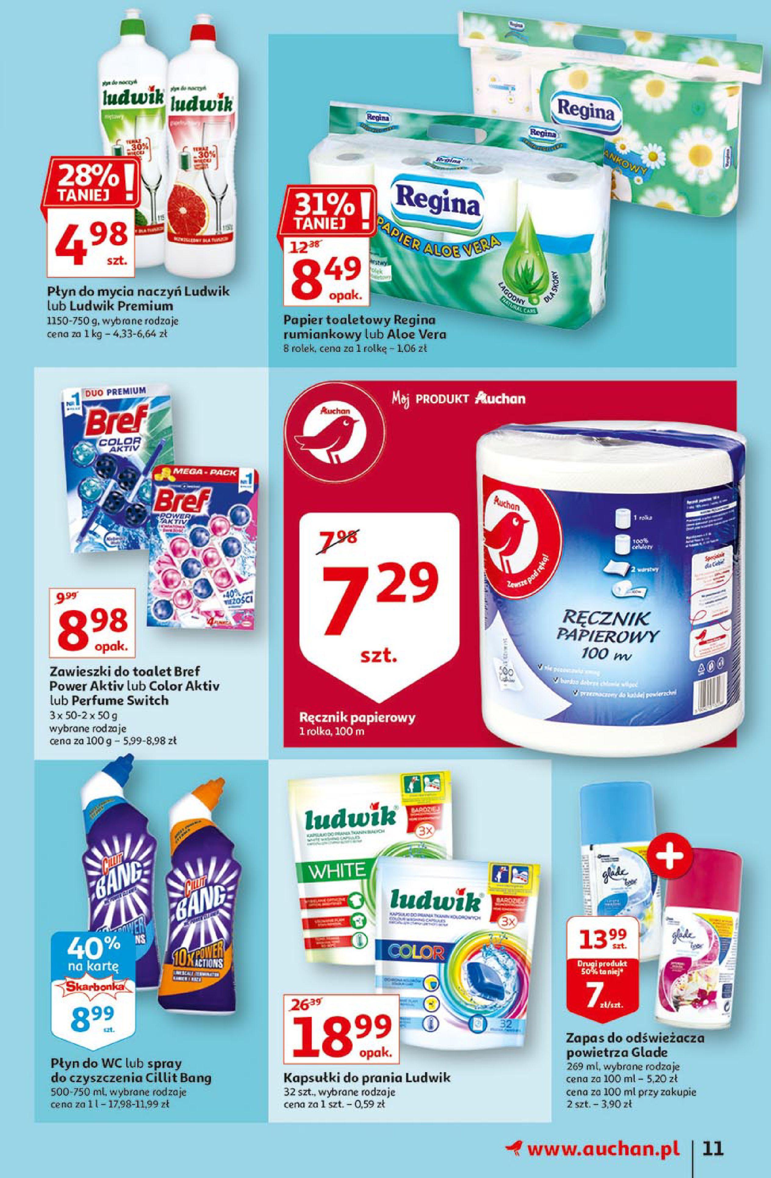 Gazetka Auchan - Super Oferty Hipermarkety-09.01.2020-15.01.2020-page-11