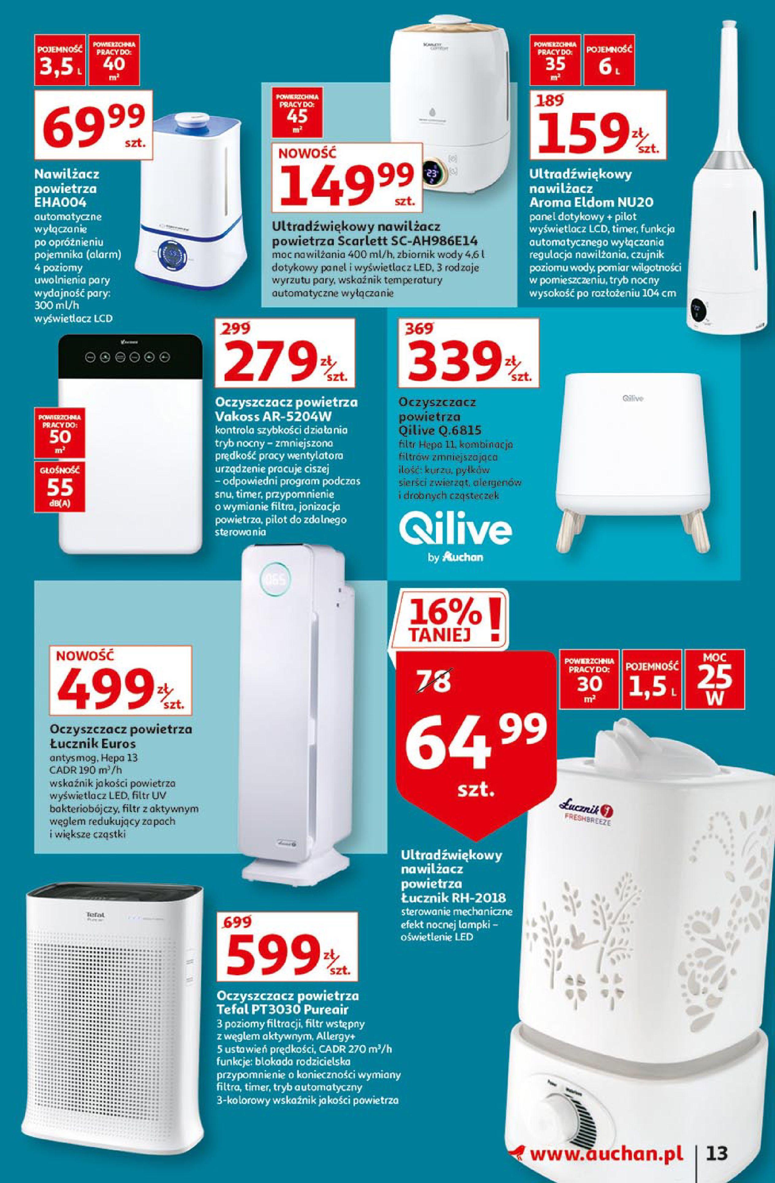 Gazetka Auchan - Super Oferty Hipermarkety-09.01.2020-15.01.2020-page-13