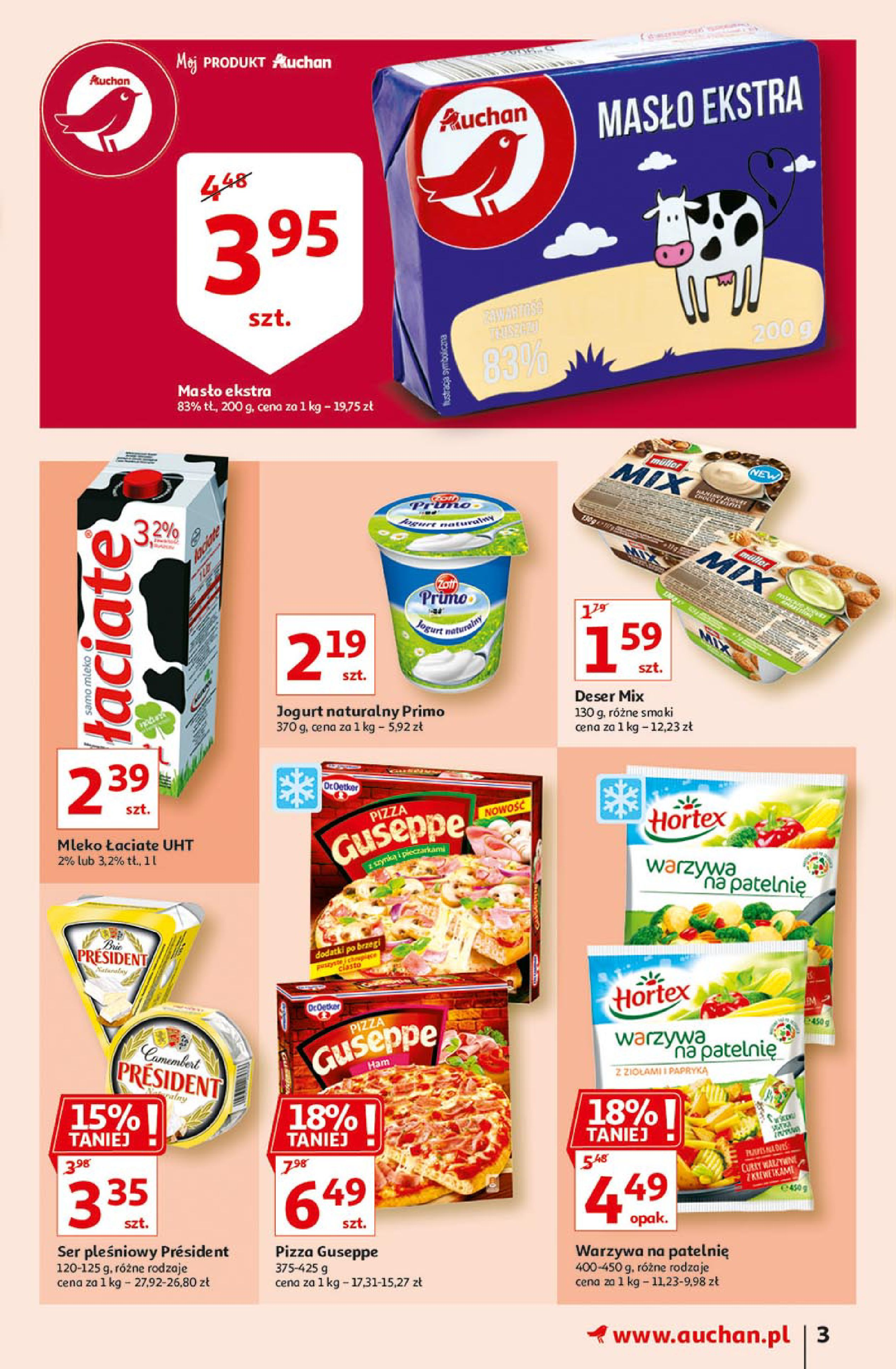 Gazetka Auchan - Super Oferty Hipermarkety-09.01.2020-15.01.2020-page-3