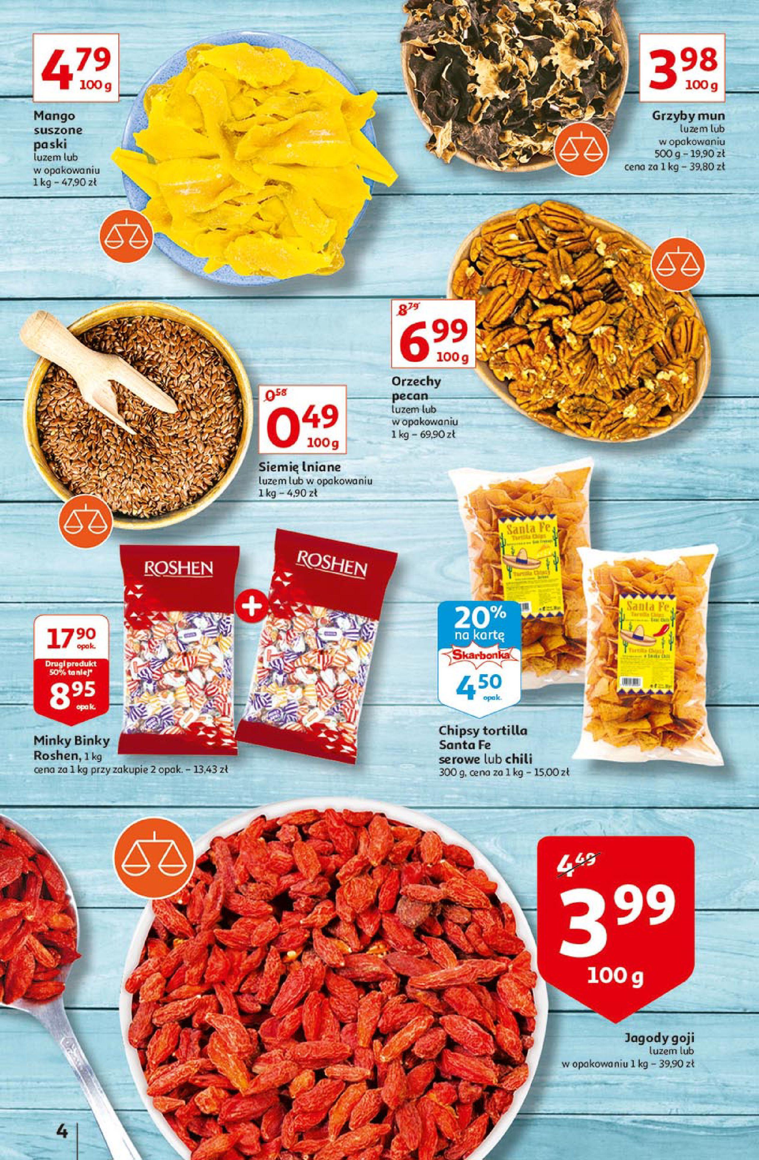 Gazetka Auchan - Super Oferty Hipermarkety-09.01.2020-15.01.2020-page-4