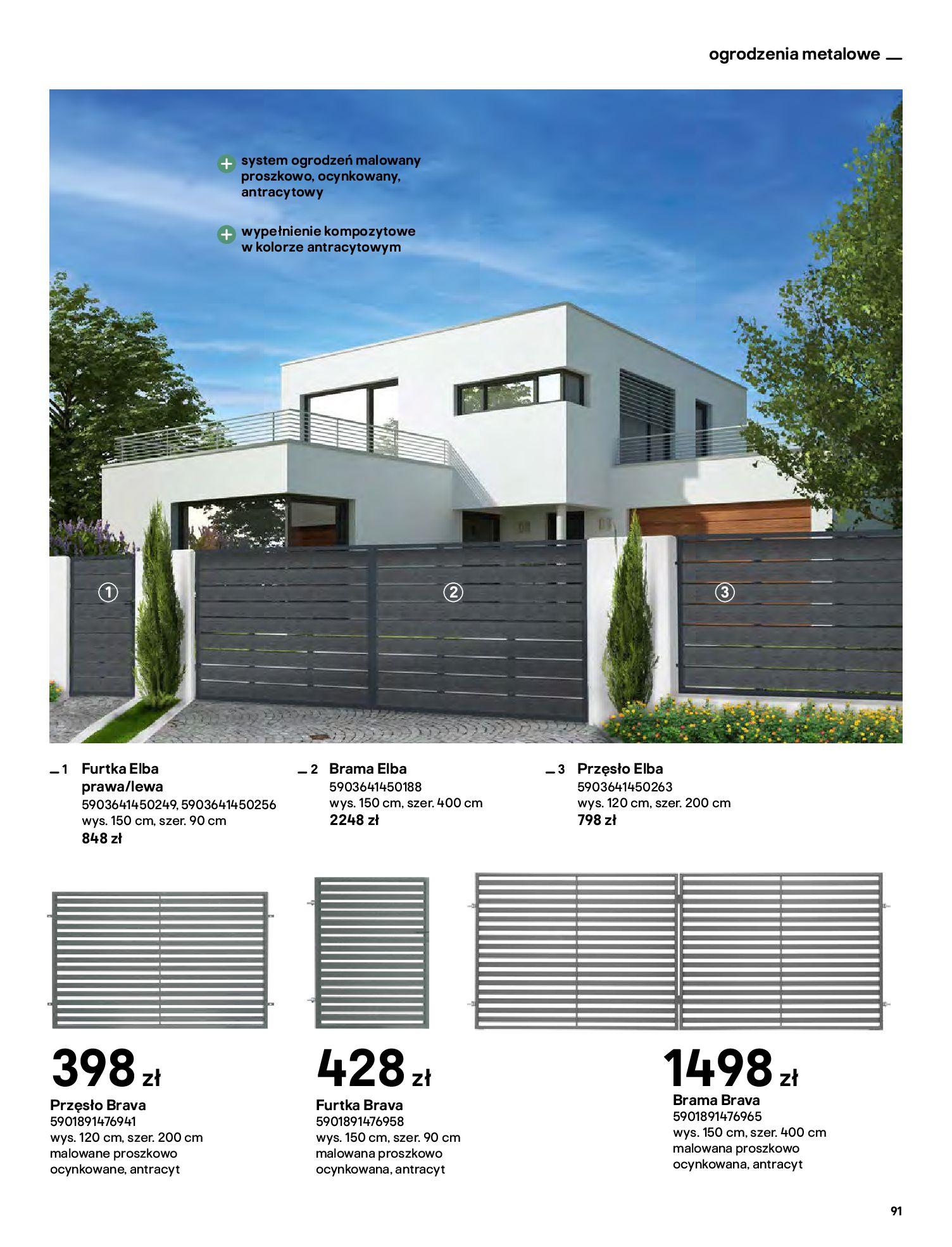 Gazetka Castorama: Katalog ogrody 2021-03-01 page-91