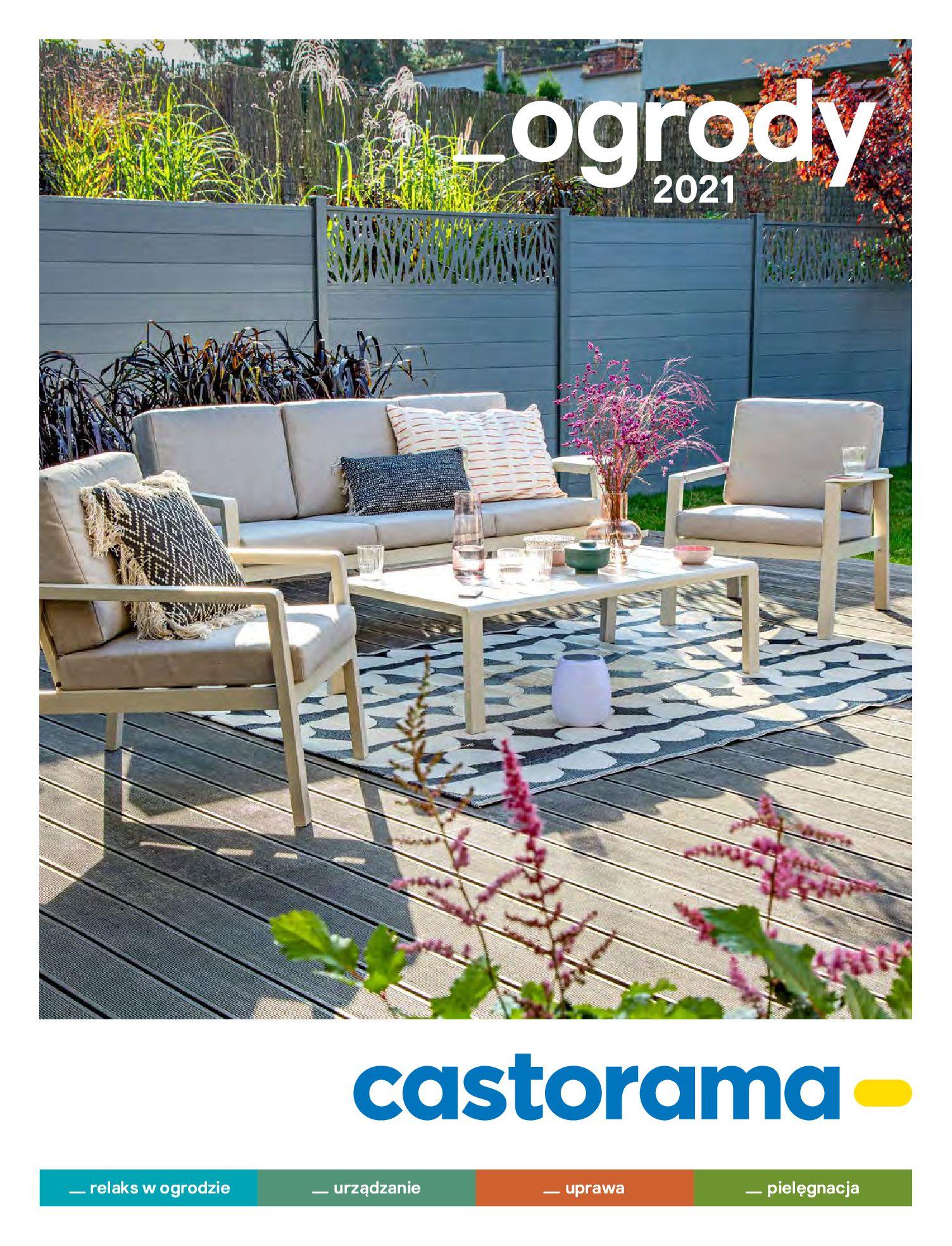 Castorama:  Katalog ogrody 28.02.2021