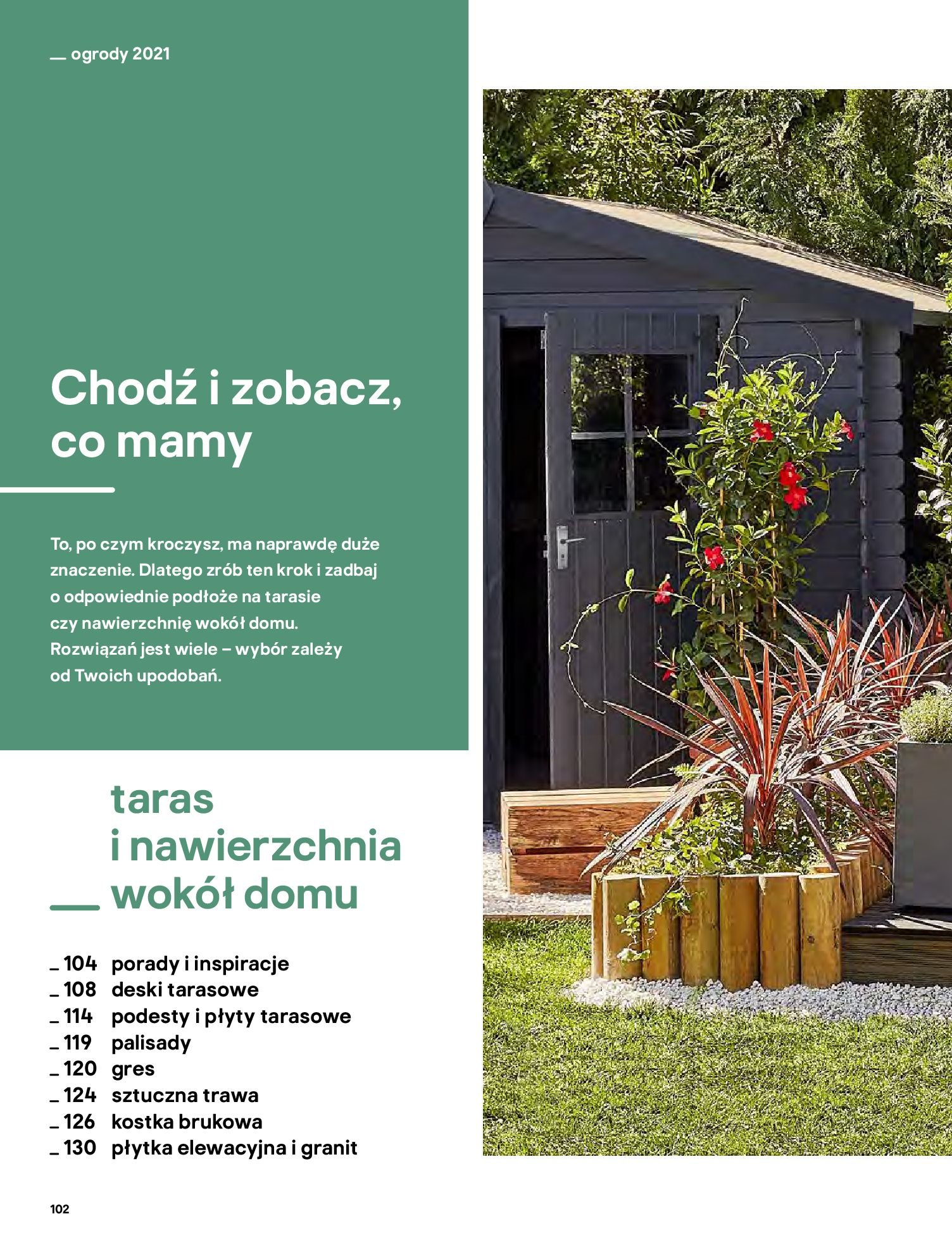 Gazetka Castorama: Katalog ogrody 2021-03-01 page-102