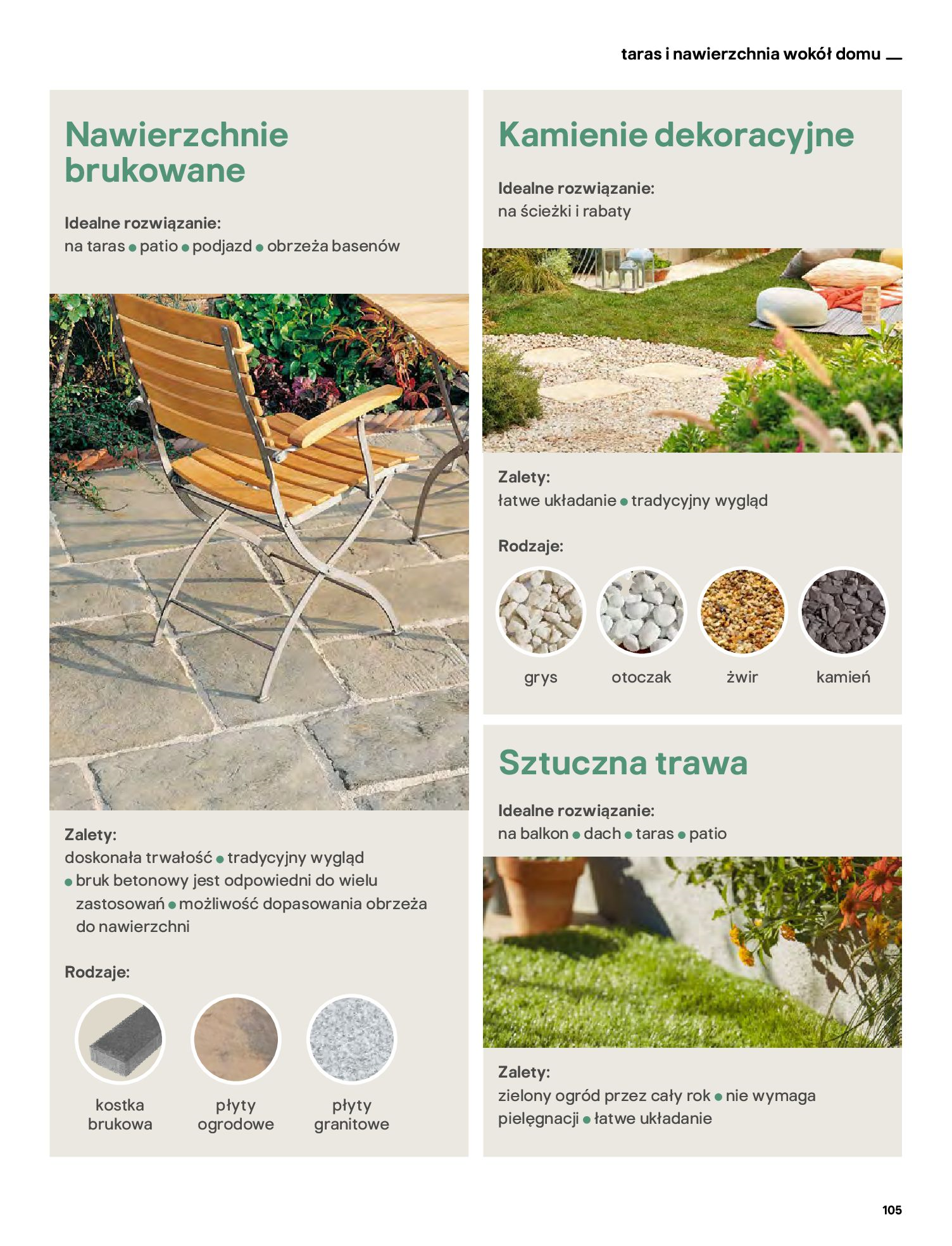 Gazetka Castorama: Katalog ogrody 2021-03-01 page-105