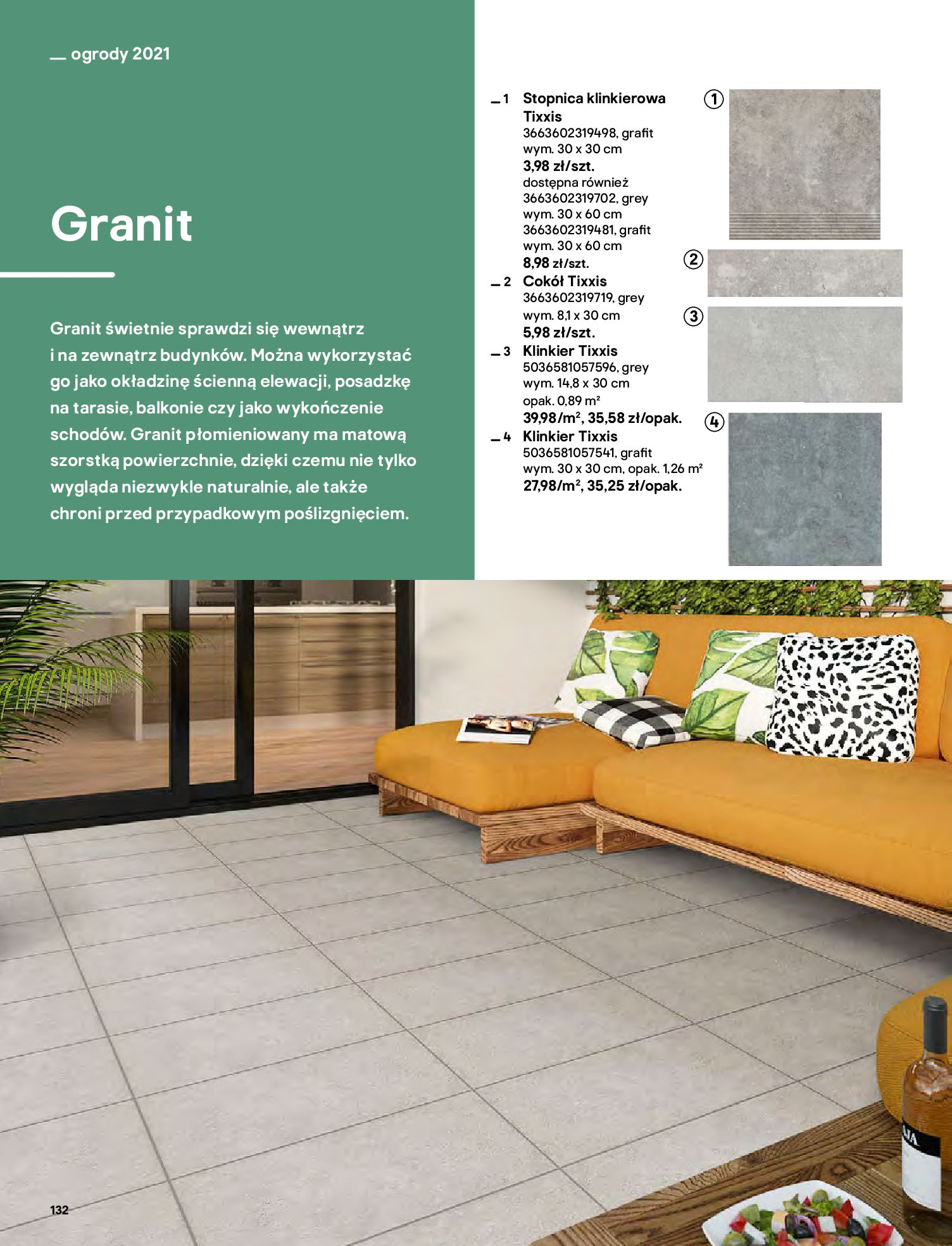 Gazetka Castorama: Katalog ogrody 2021-03-01 page-132