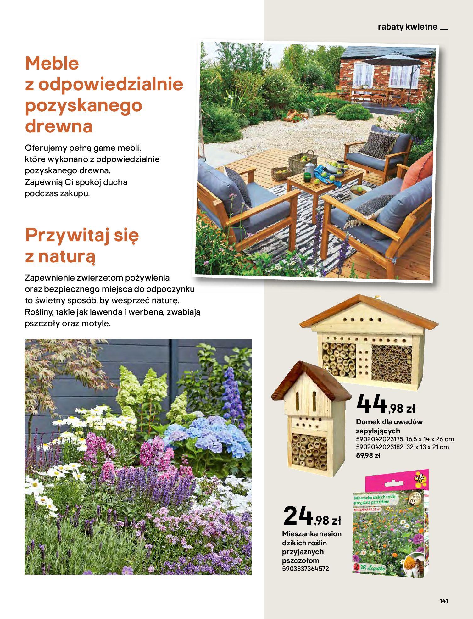 Gazetka Castorama: Katalog ogrody 2021-03-01 page-141