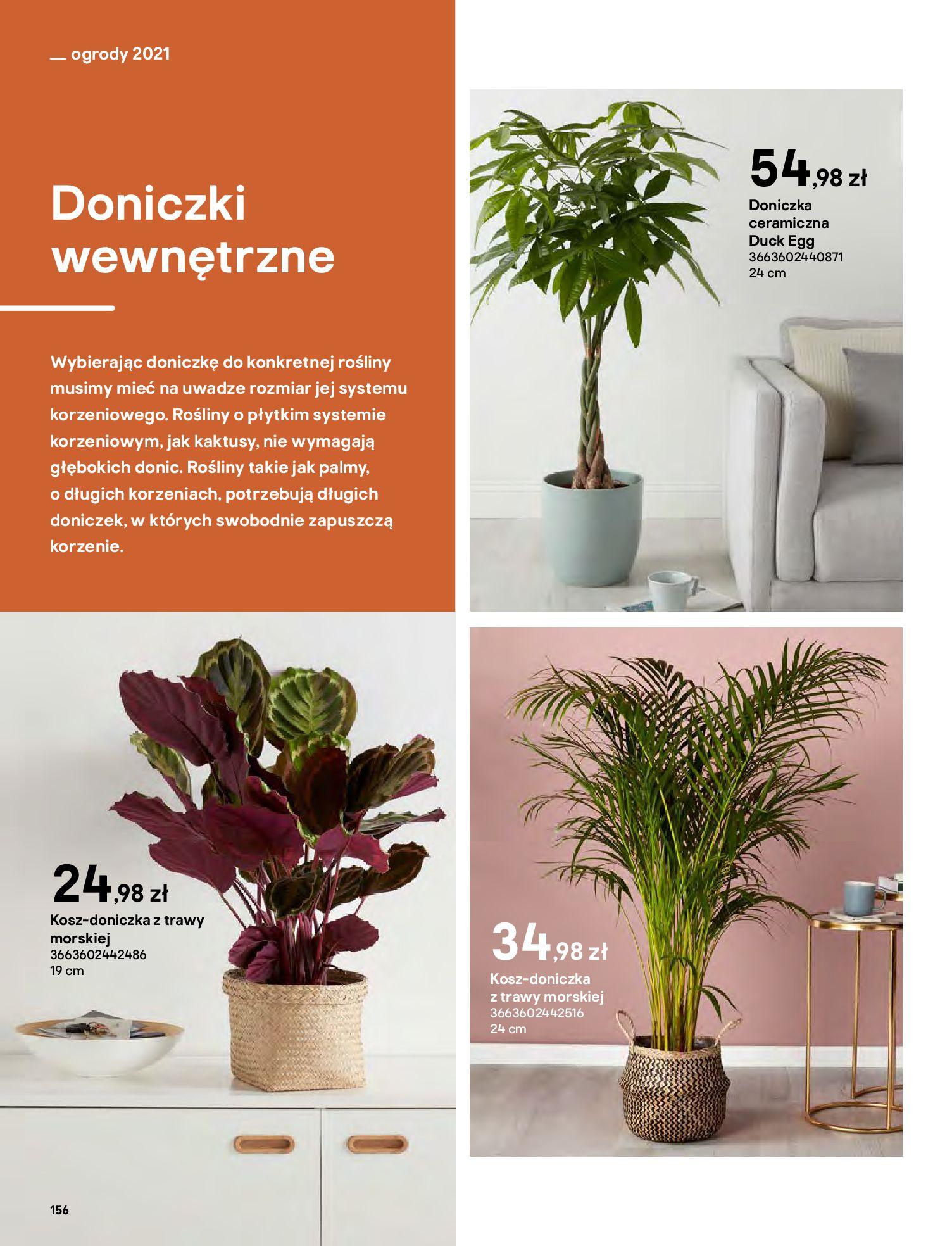 Gazetka Castorama: Katalog ogrody 2021-03-01 page-156