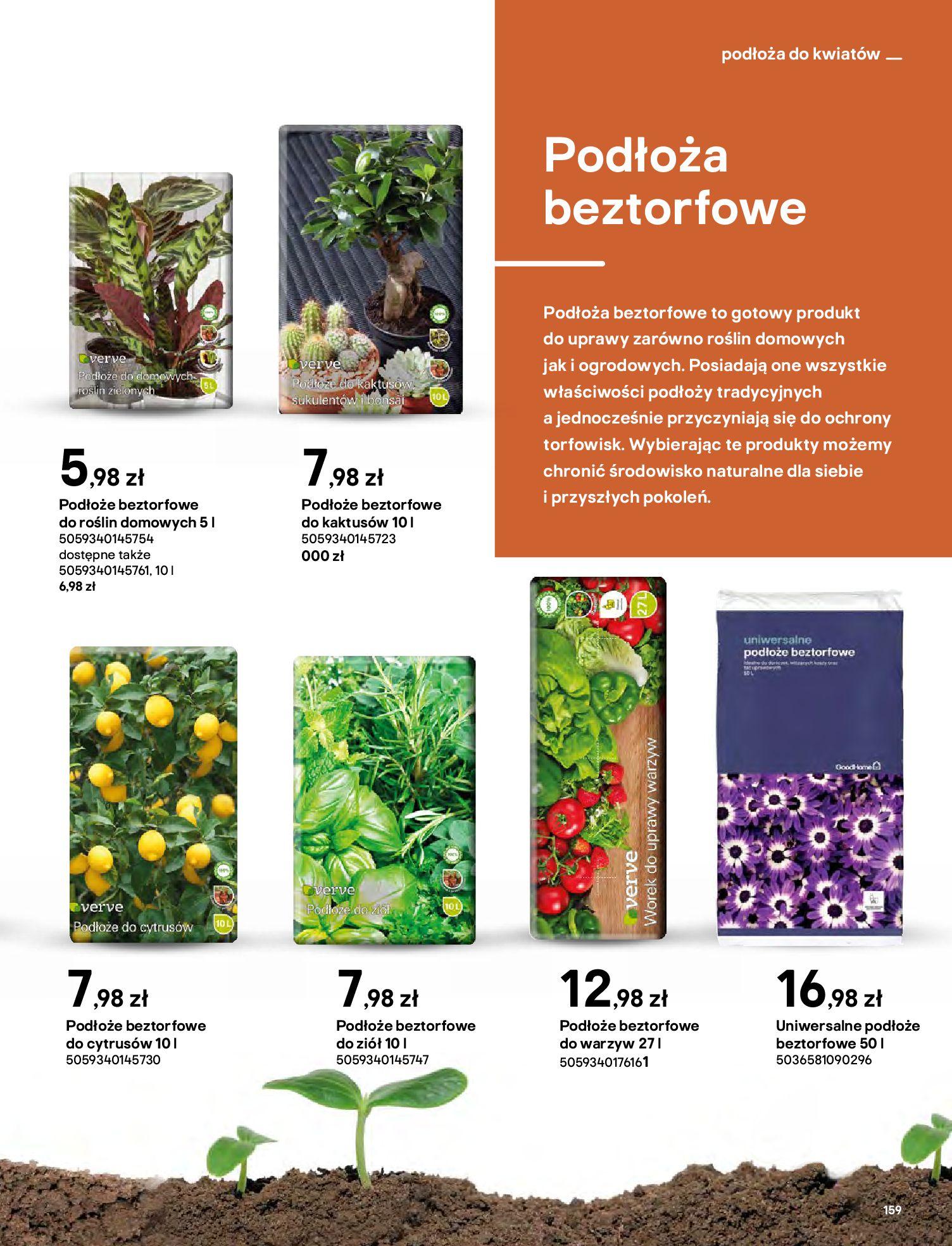 Gazetka Castorama: Katalog ogrody 2021-03-01 page-159