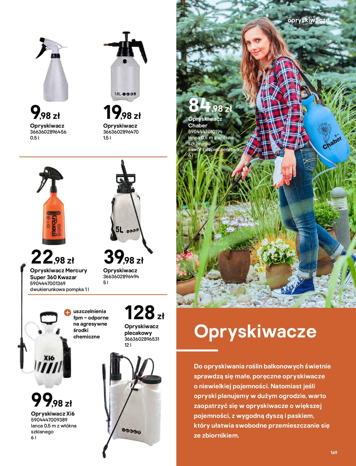 Gazetka Castorama: Katalog ogrody 2021-03-01 page-169