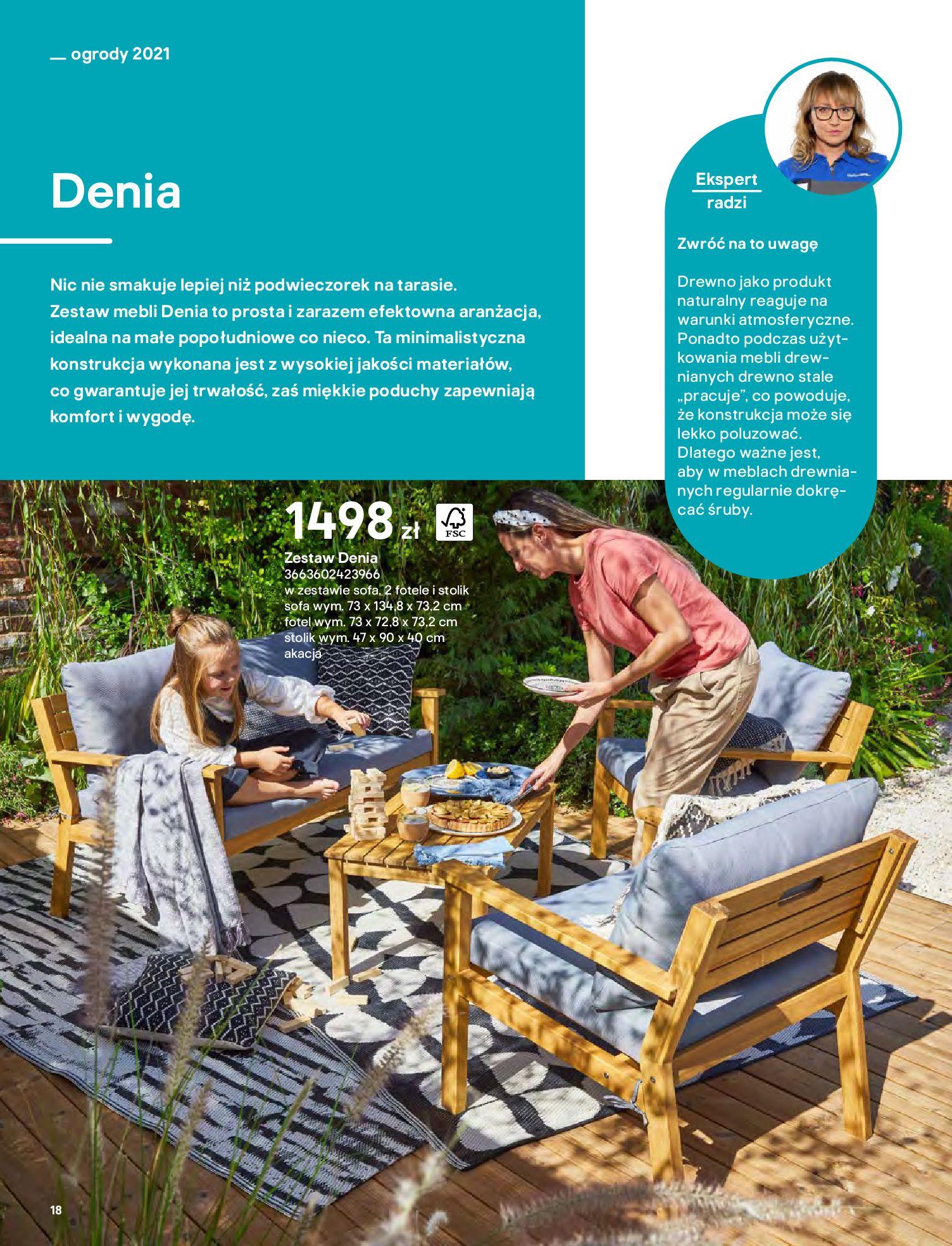 Gazetka Castorama: Katalog ogrody 2021-03-01 page-18