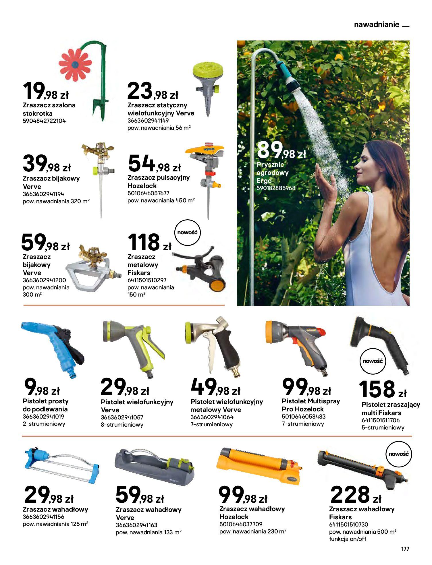 Gazetka Castorama: Katalog ogrody 2021-03-01 page-177