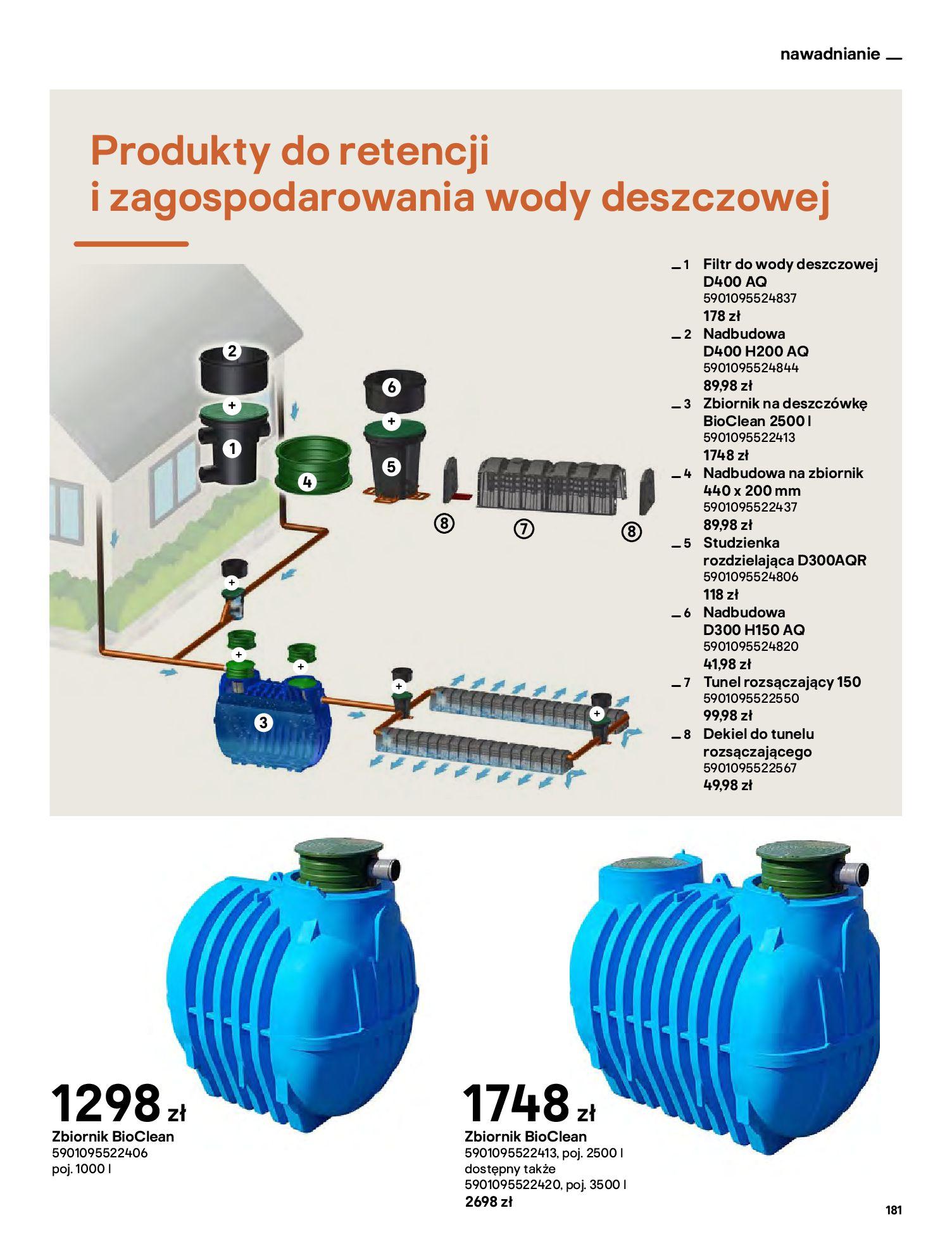 Gazetka Castorama: Katalog ogrody 2021-03-01 page-181