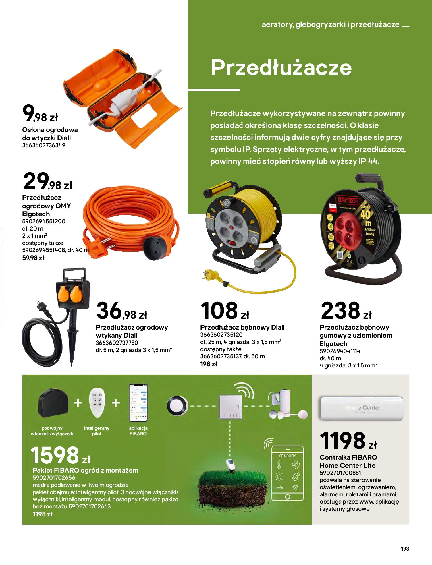 Gazetka Castorama: Katalog ogrody 2021-03-01 page-193