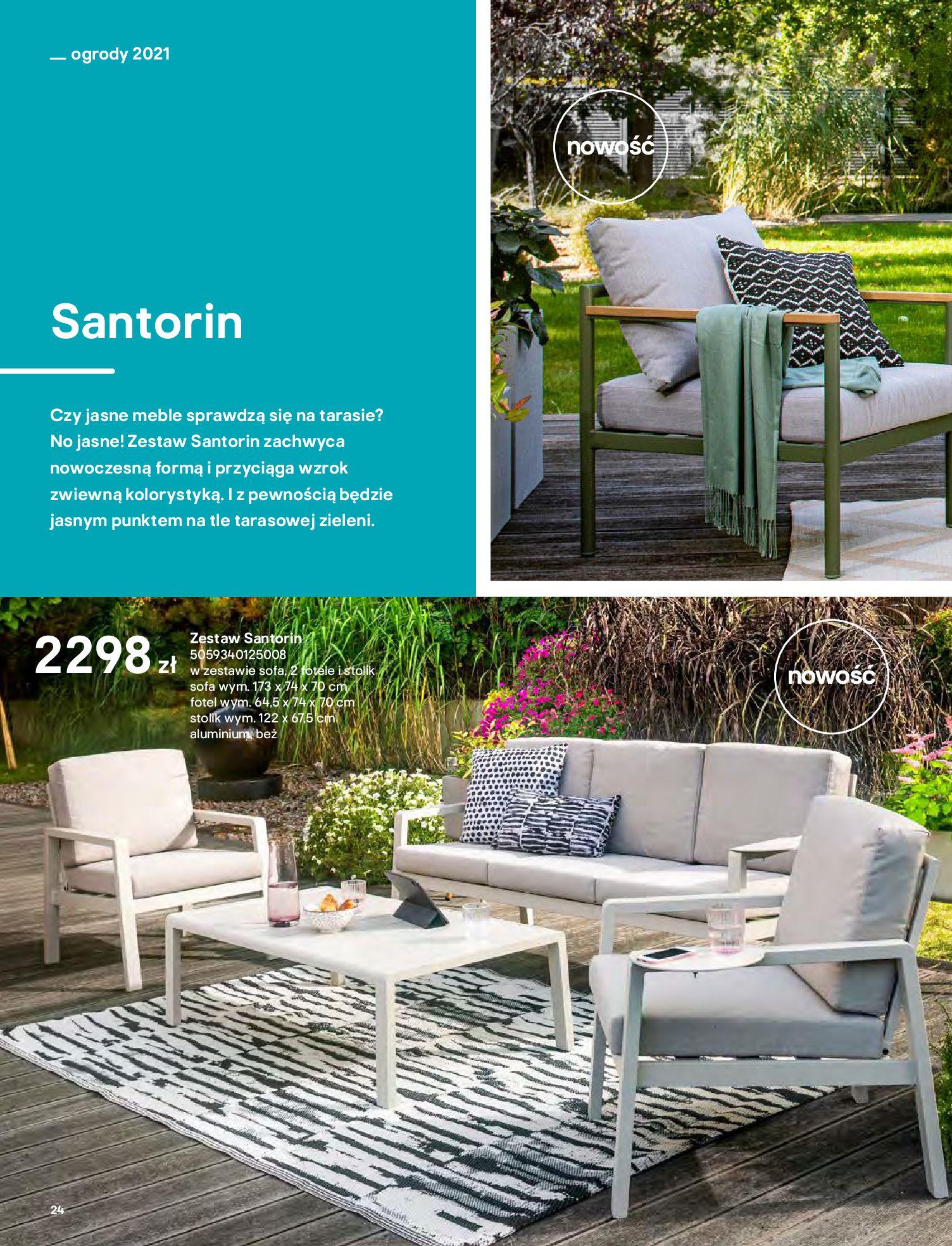 Gazetka Castorama: Katalog ogrody 2021-03-01 page-24