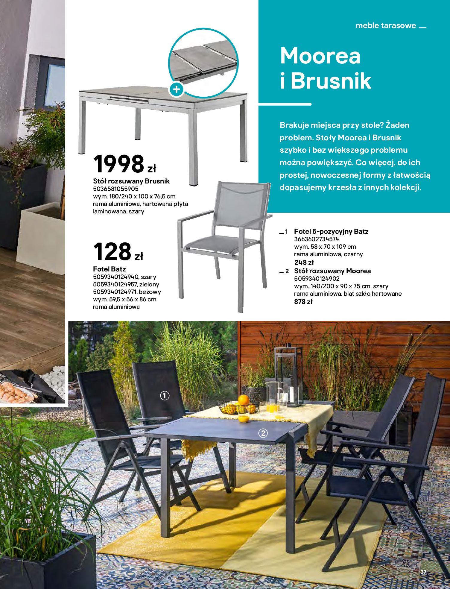 Gazetka Castorama: Katalog ogrody 2021-03-01 page-37