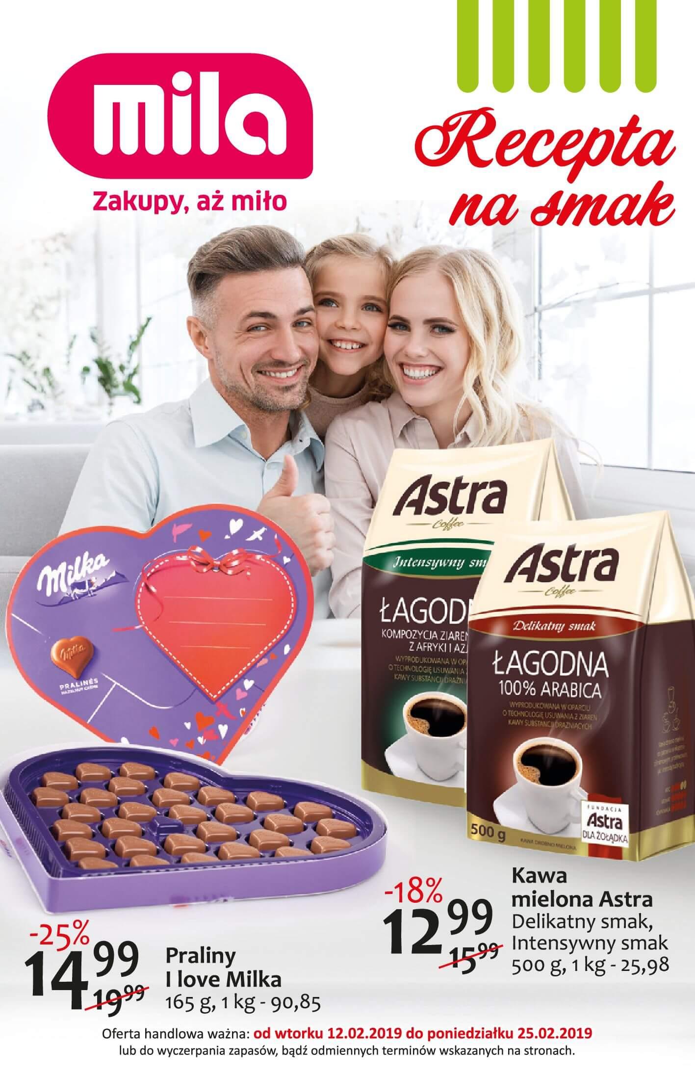 Gazetka Mila - Recepta na smak-11.02.2019-25.02.2019-page-