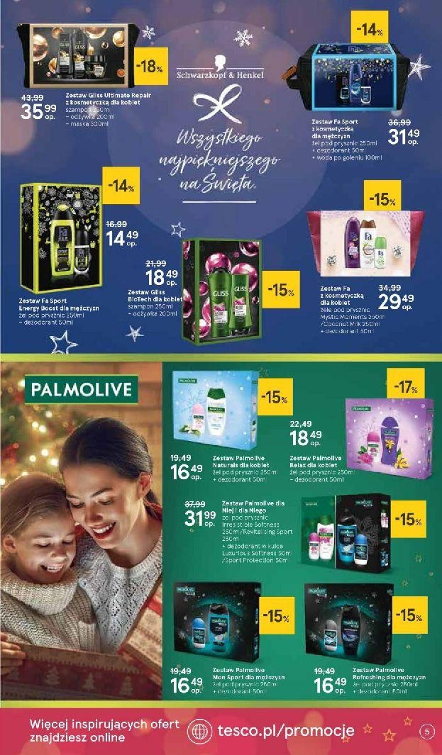 Gazetka Tesco: Święta jak lubisz 2020-11-18 page-5