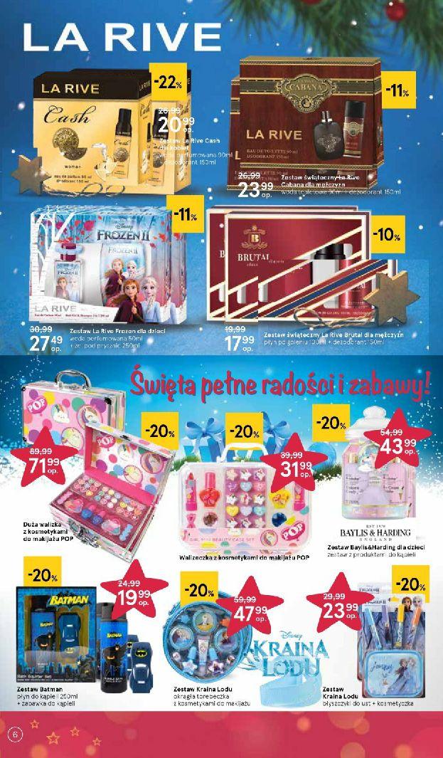 Gazetka Tesco: Święta jak lubisz 2020-11-18 page-6