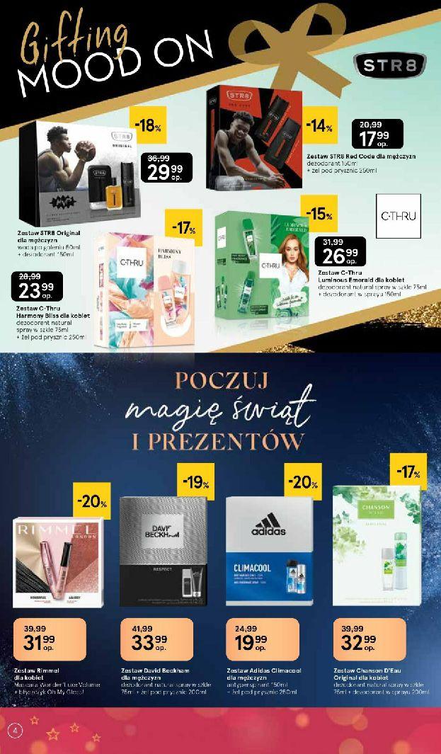 Gazetka Tesco: Święta jak lubisz 2020-11-18 page-4