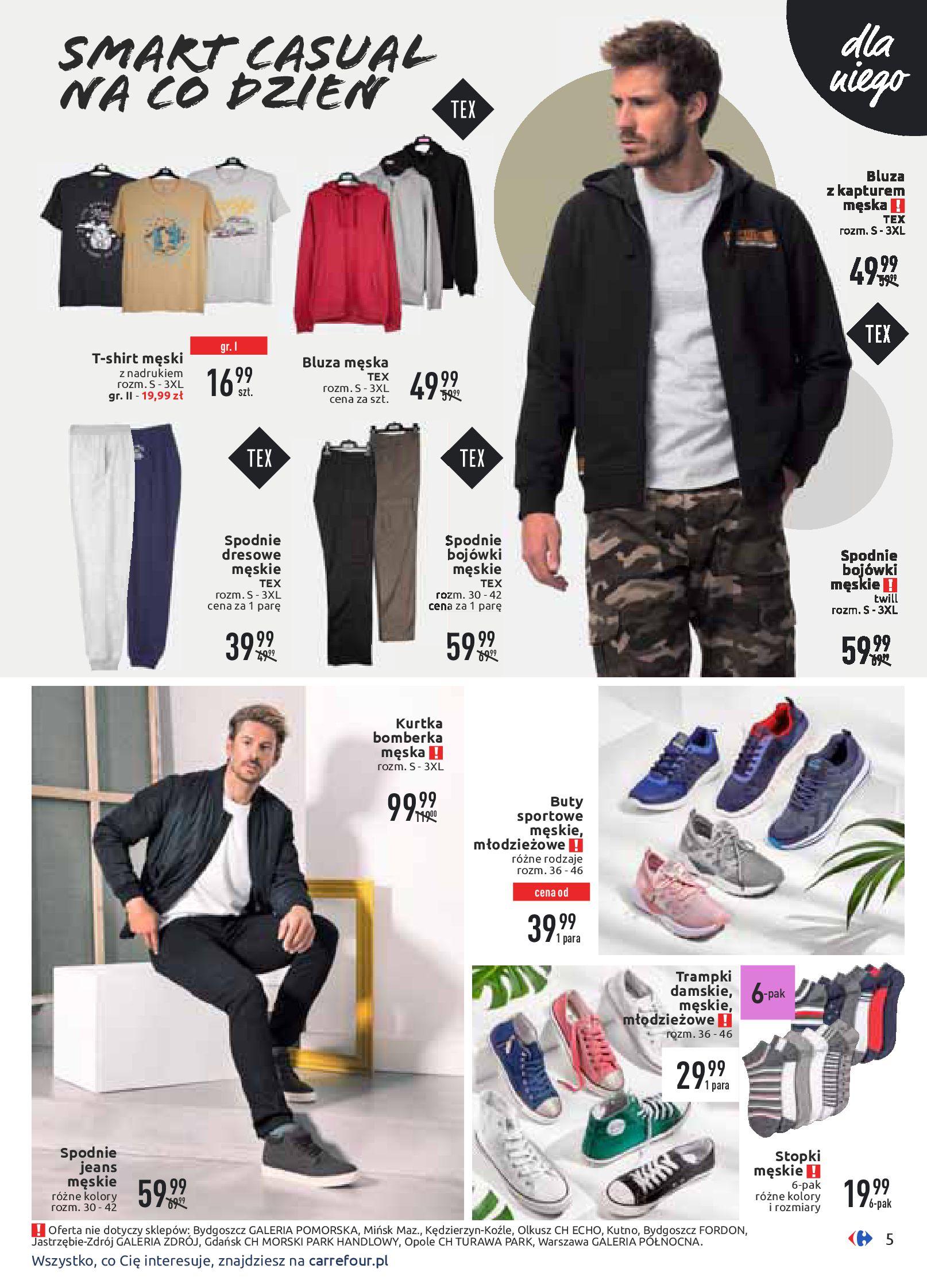 Gazetka Carrefour - Wiosenne stylizacje-16.03.2020-28.03.2020-page-5