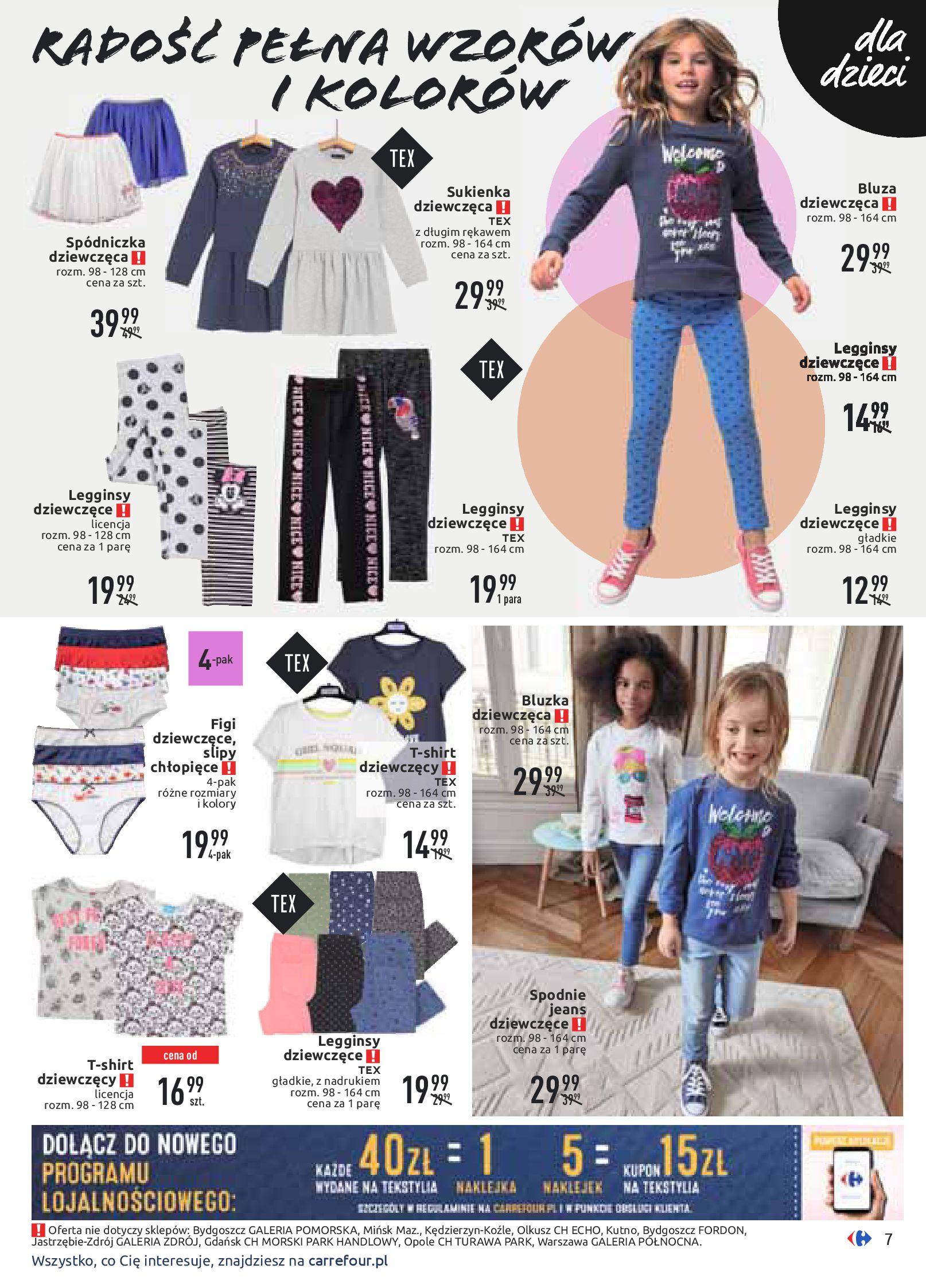 Gazetka Carrefour - Wiosenne stylizacje-16.03.2020-28.03.2020-page-7