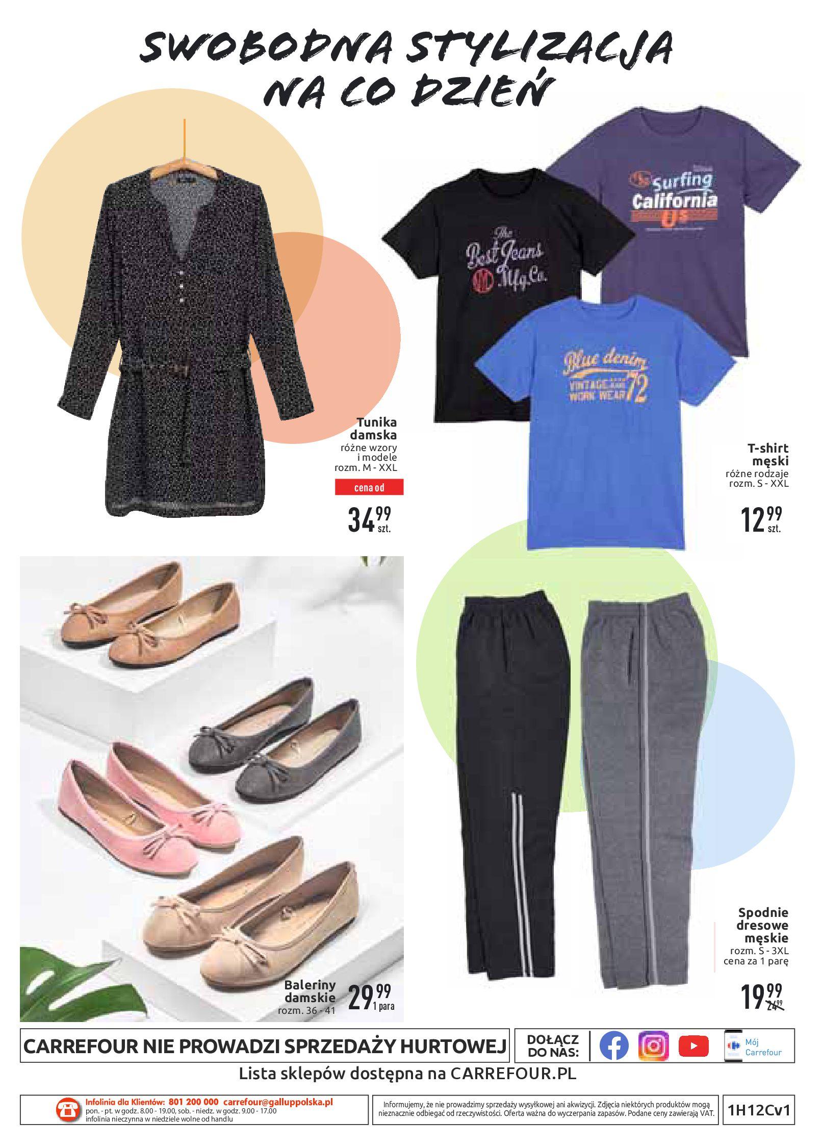 Gazetka Carrefour - Wiosenne stylizacje-16.03.2020-28.03.2020-page-8