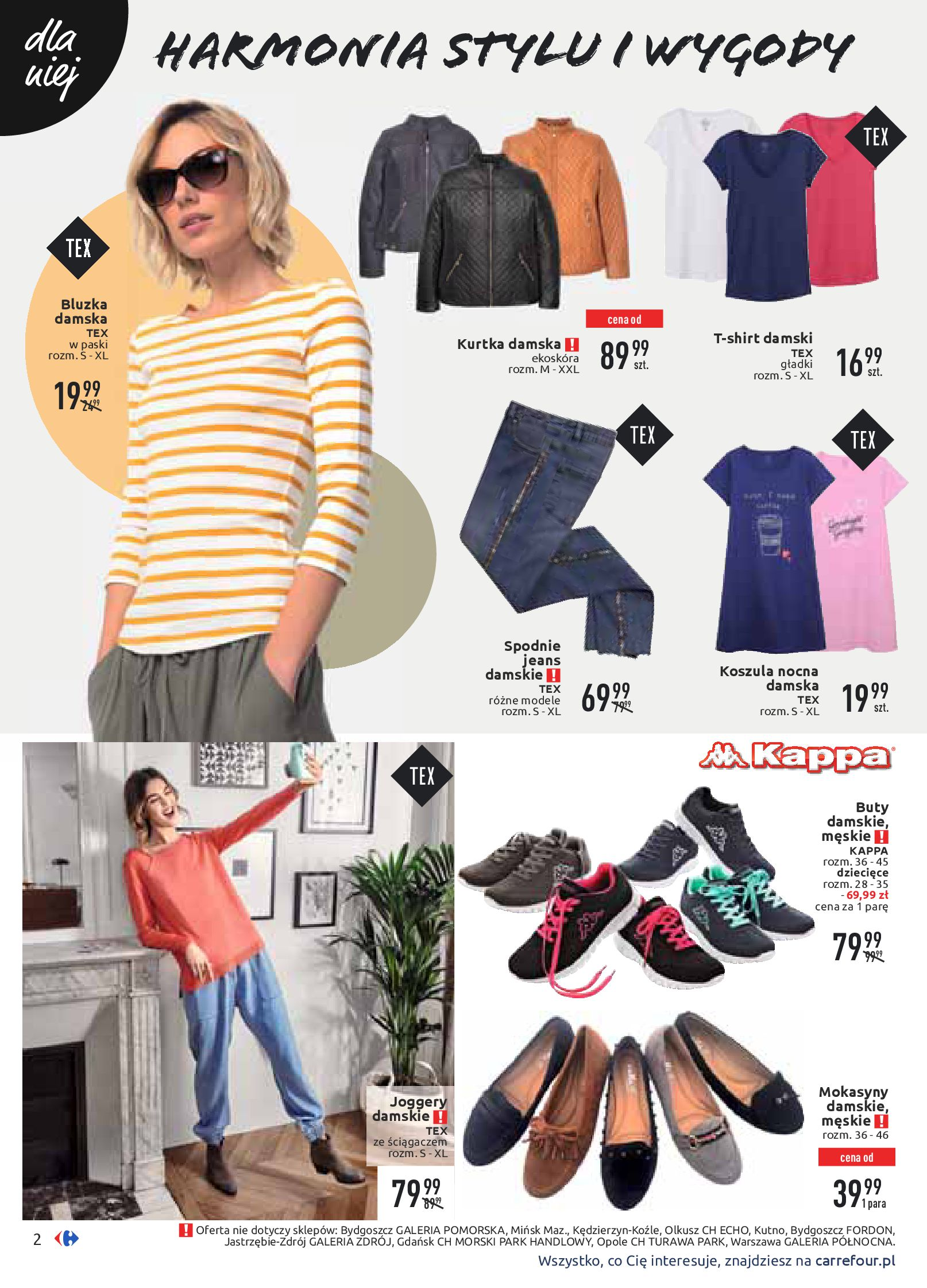 Gazetka Carrefour - Wiosenne stylizacje-16.03.2020-28.03.2020-page-2