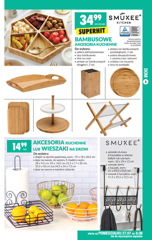 Gazetka Biedronka - Okazje tygodnia-26.07.2020-12.08.2020-page-3