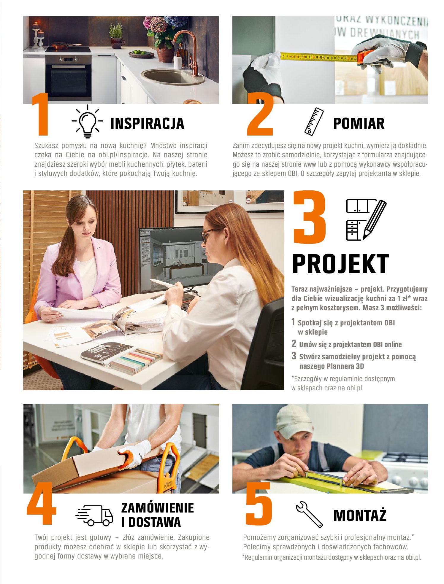 Gazetka OBI: Katalog OBI Kuchnia 2021-05-25 page-5