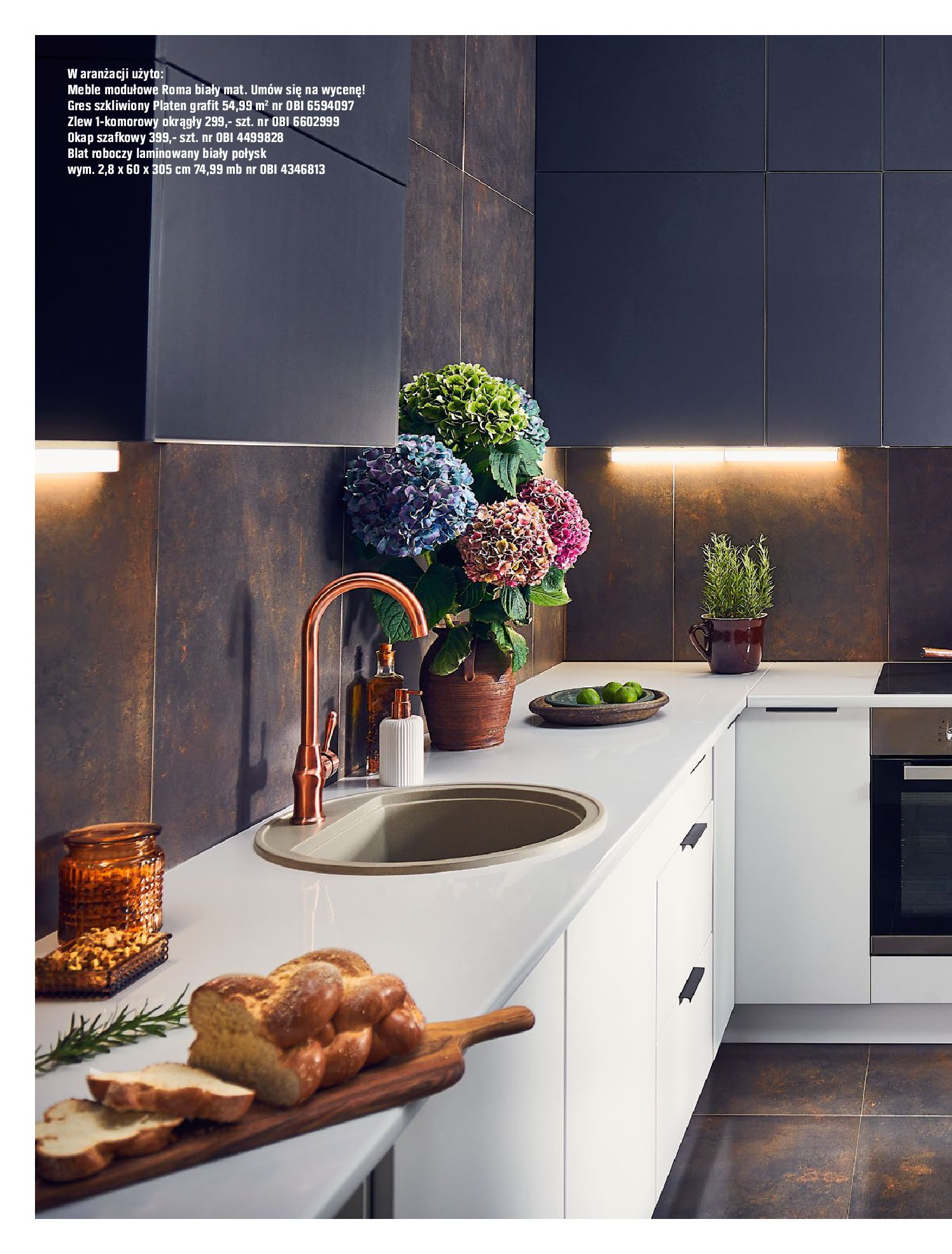 Gazetka OBI: Katalog OBI Kuchnia 2021-05-25 page-6