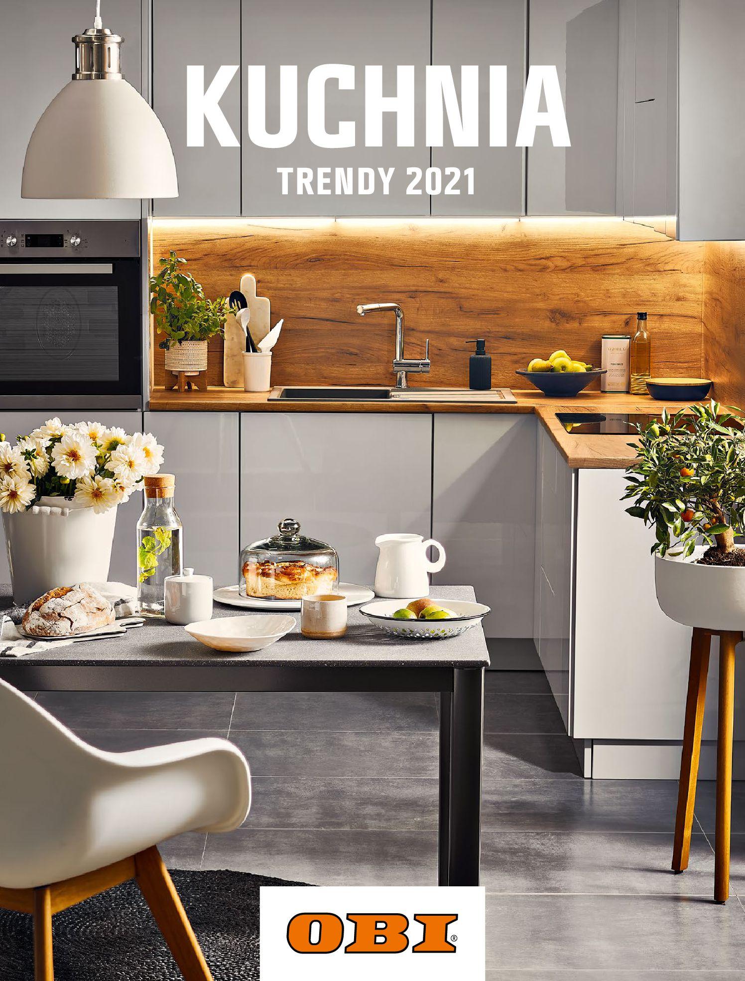 Gazetka OBI: Katalog OBI Kuchnia 2021-05-25 page-1