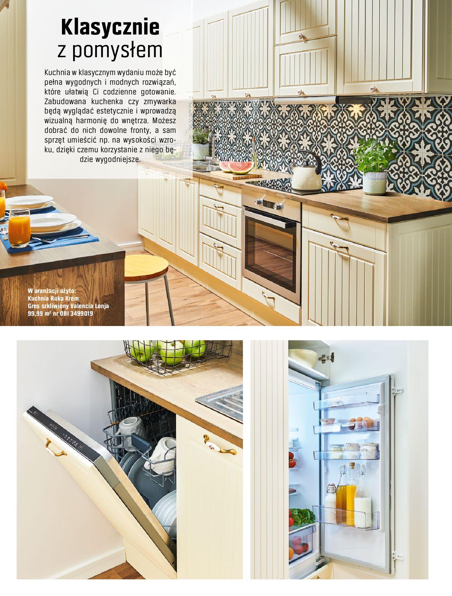 Gazetka OBI: Katalog OBI Kuchnia 2021-05-25 page-20