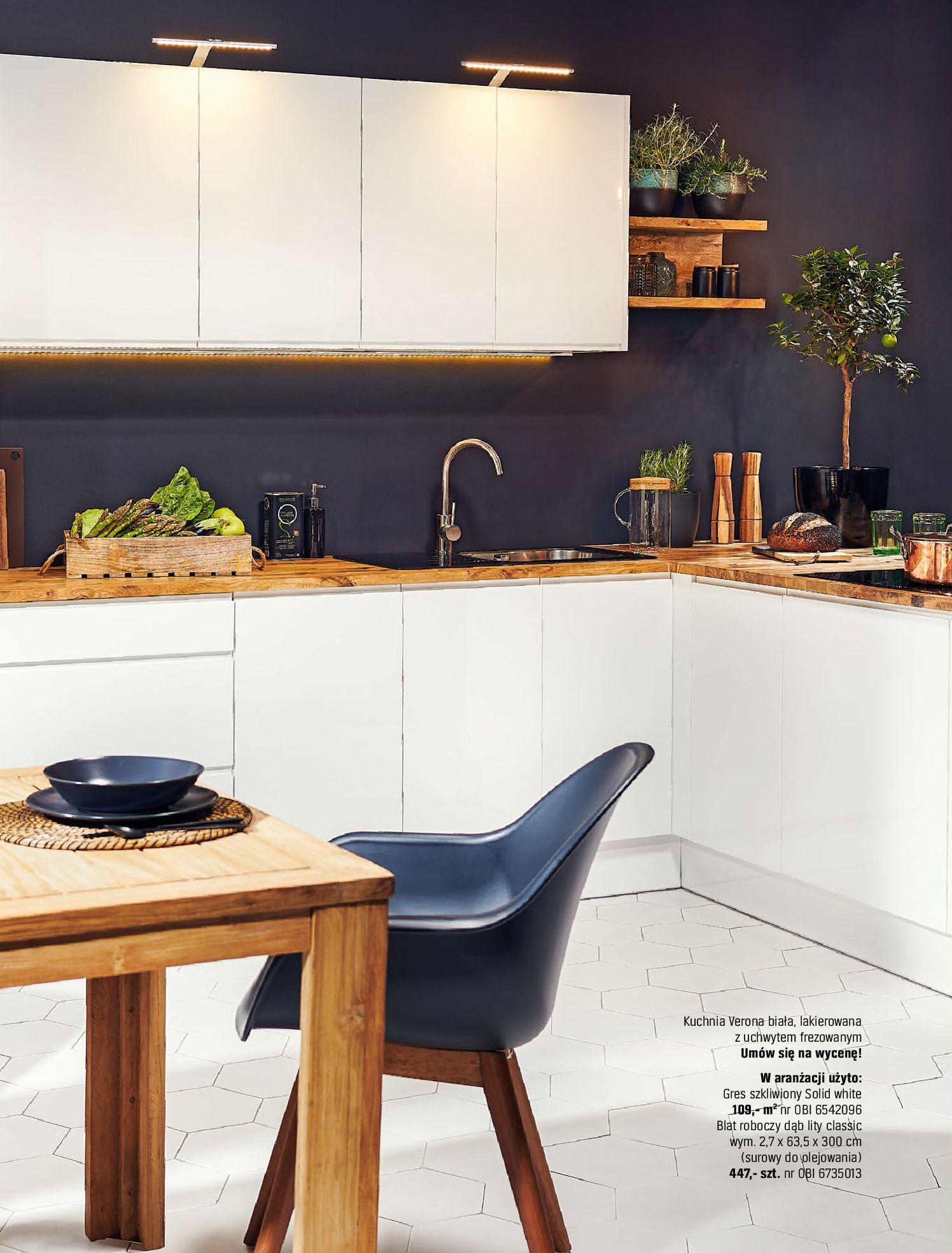 Gazetka OBI: Katalog OBI Kuchnia 2021-05-25 page-24