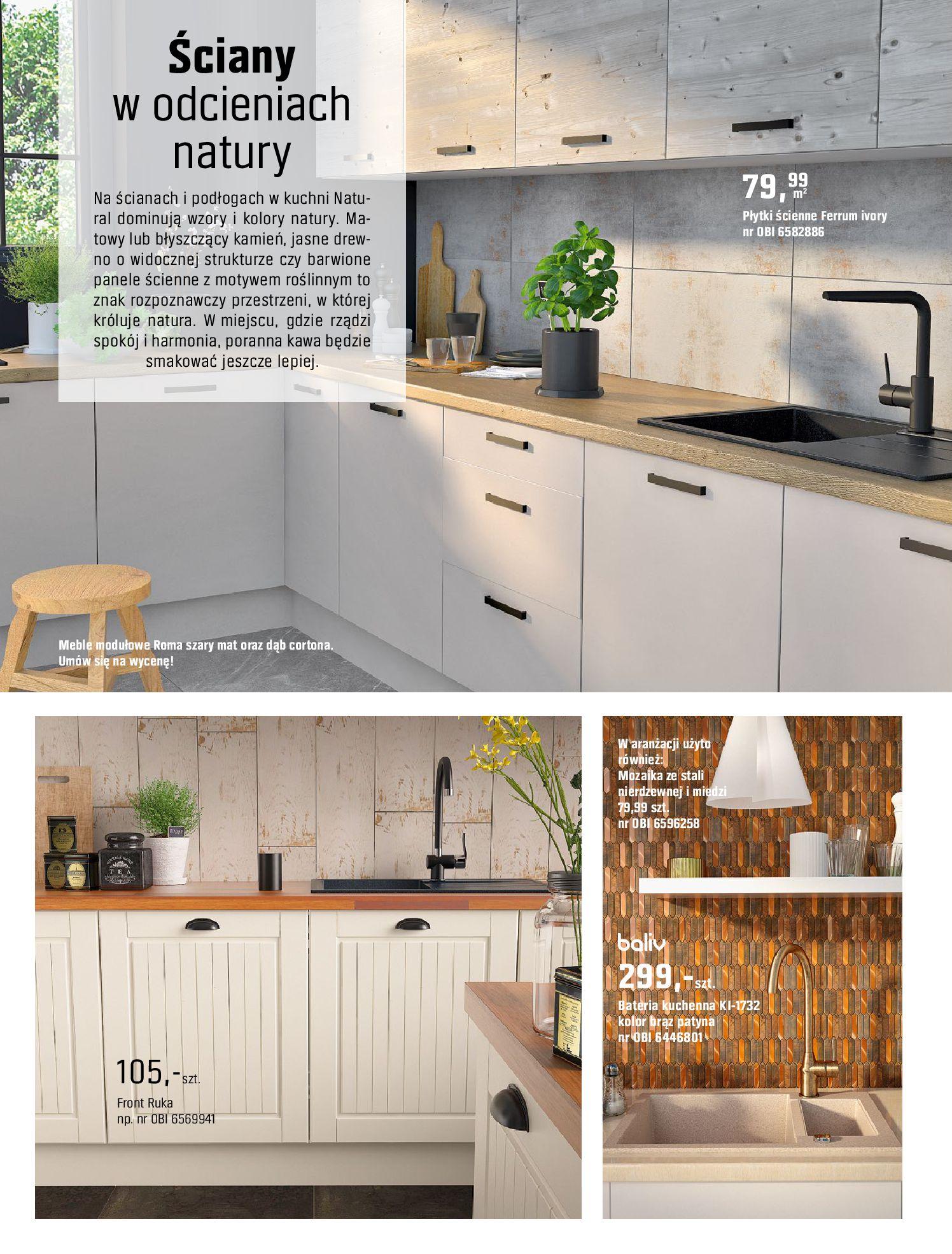 Gazetka OBI: Katalog OBI Kuchnia 2021-05-25 page-26