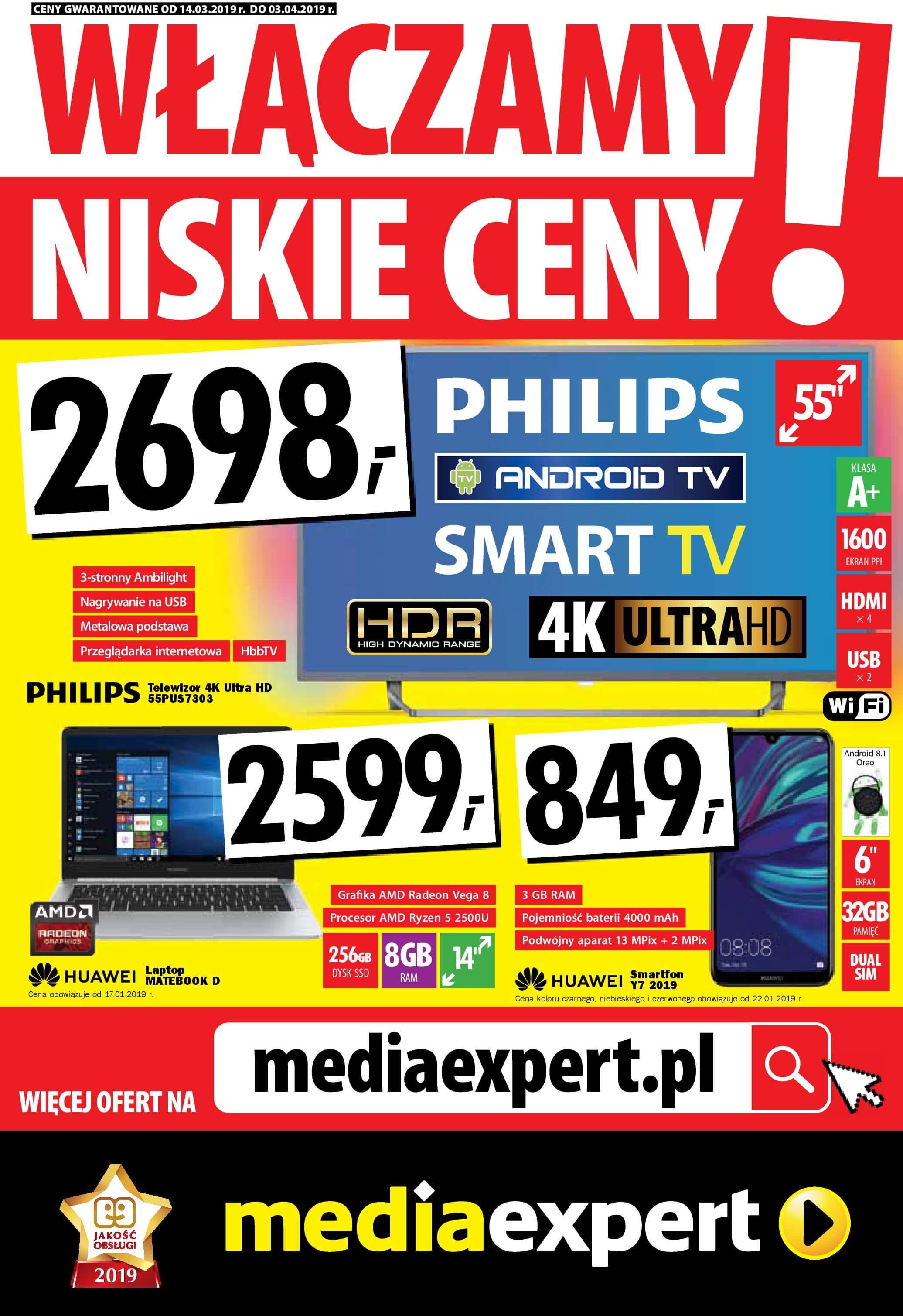 Gazetka Media Expert - Włączamy niskie ceny!-13.03.2019-03.04.2019-page-