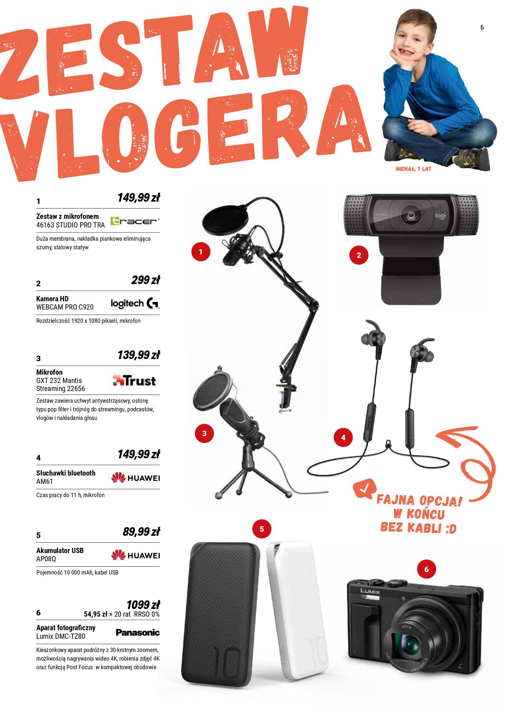 Gazetka RTV EURO AGD - Kliklista technologiczna-06.05.2019-02.06.2019-page-