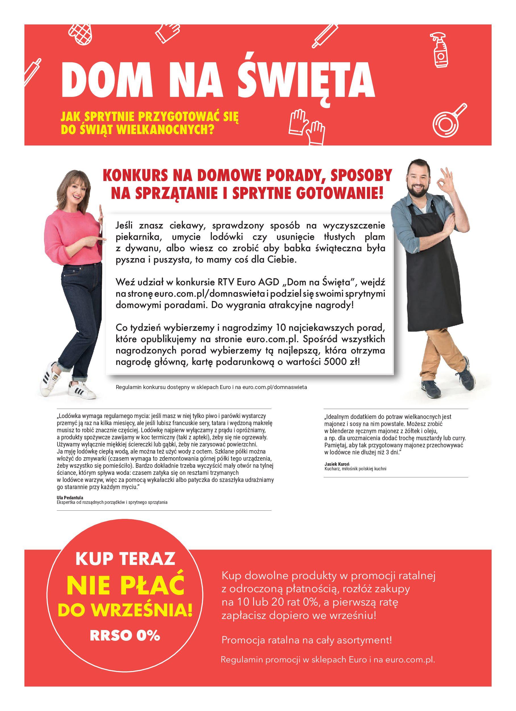 Gazetka RTV EURO AGD - Oferta handlowa-01.04.2019-22.04.2019-page-
