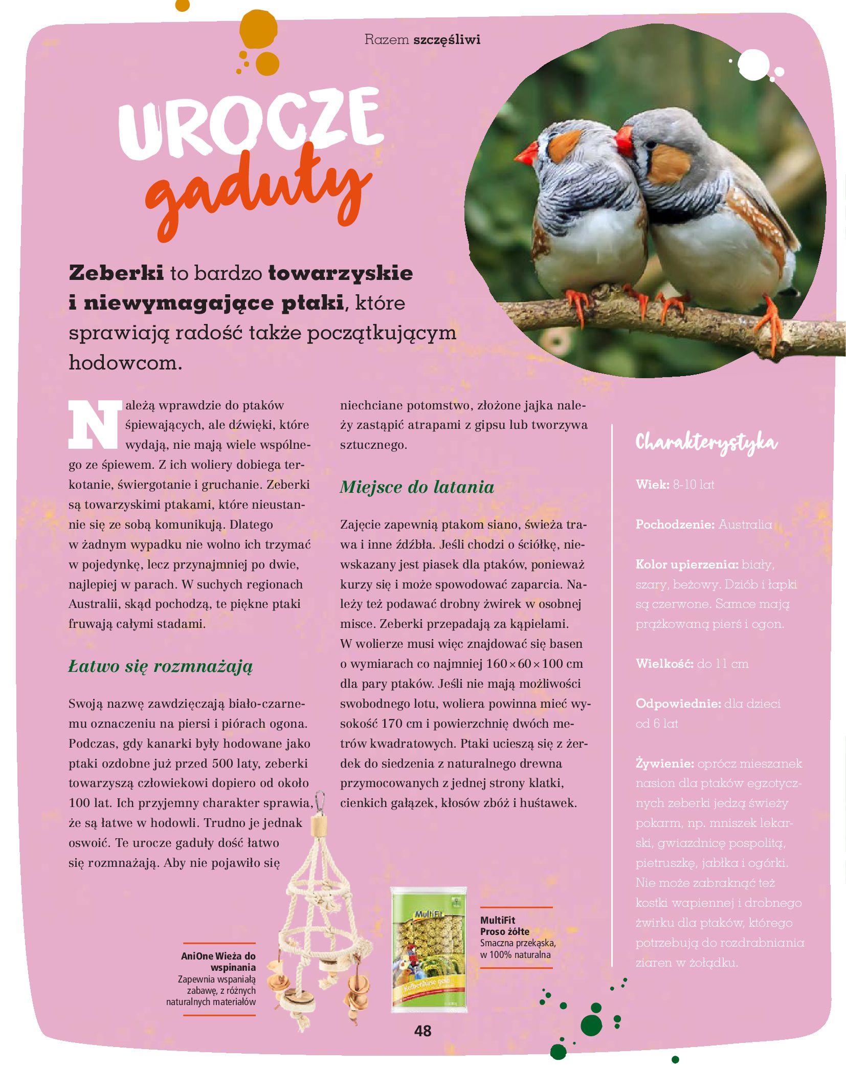 Gazetka Maxi Zoo: Gazetka Maxi Zoo - Friends 2021-05-18 page-48