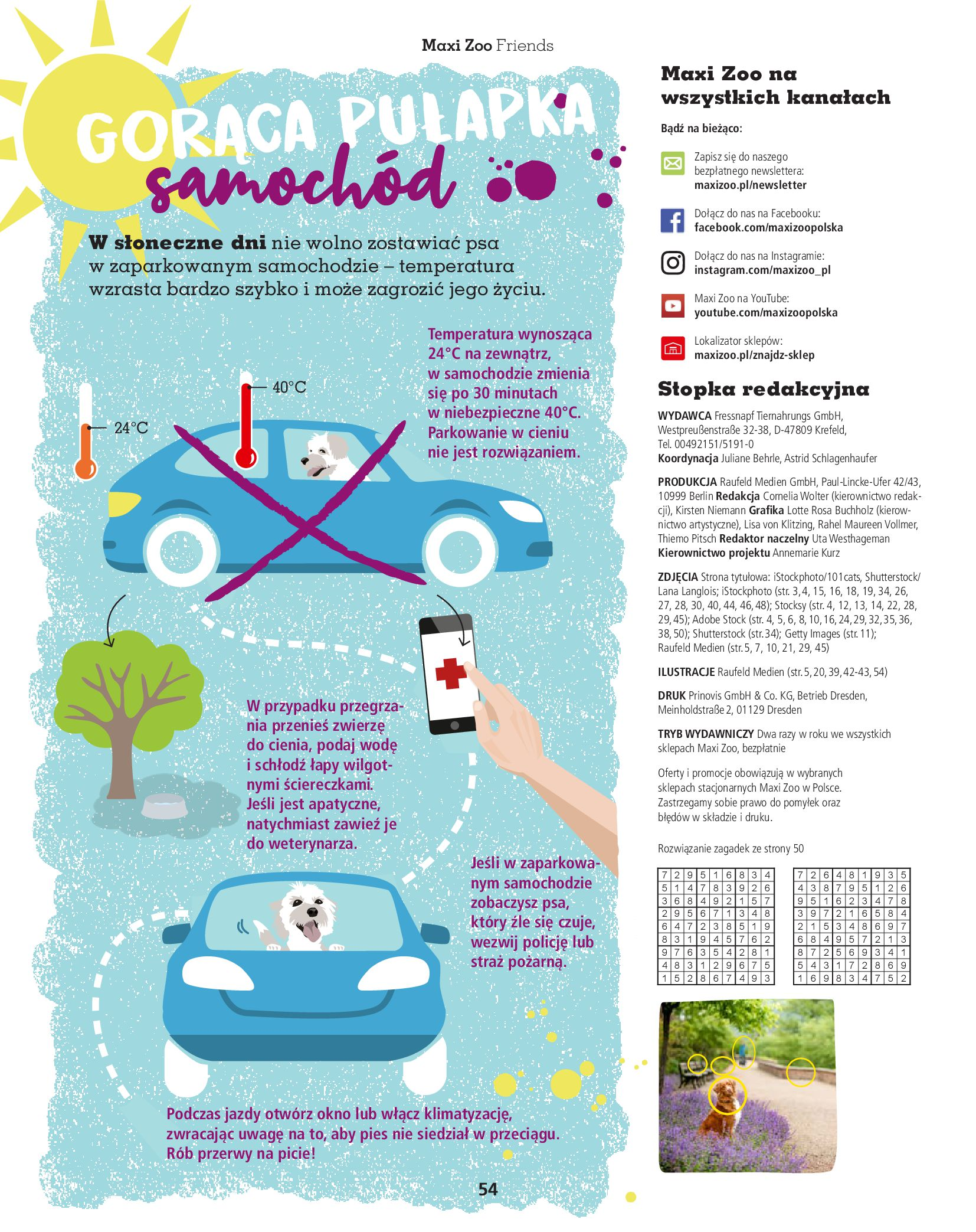 Gazetka Maxi Zoo: Gazetka Maxi Zoo - Friends 2021-05-18 page-54