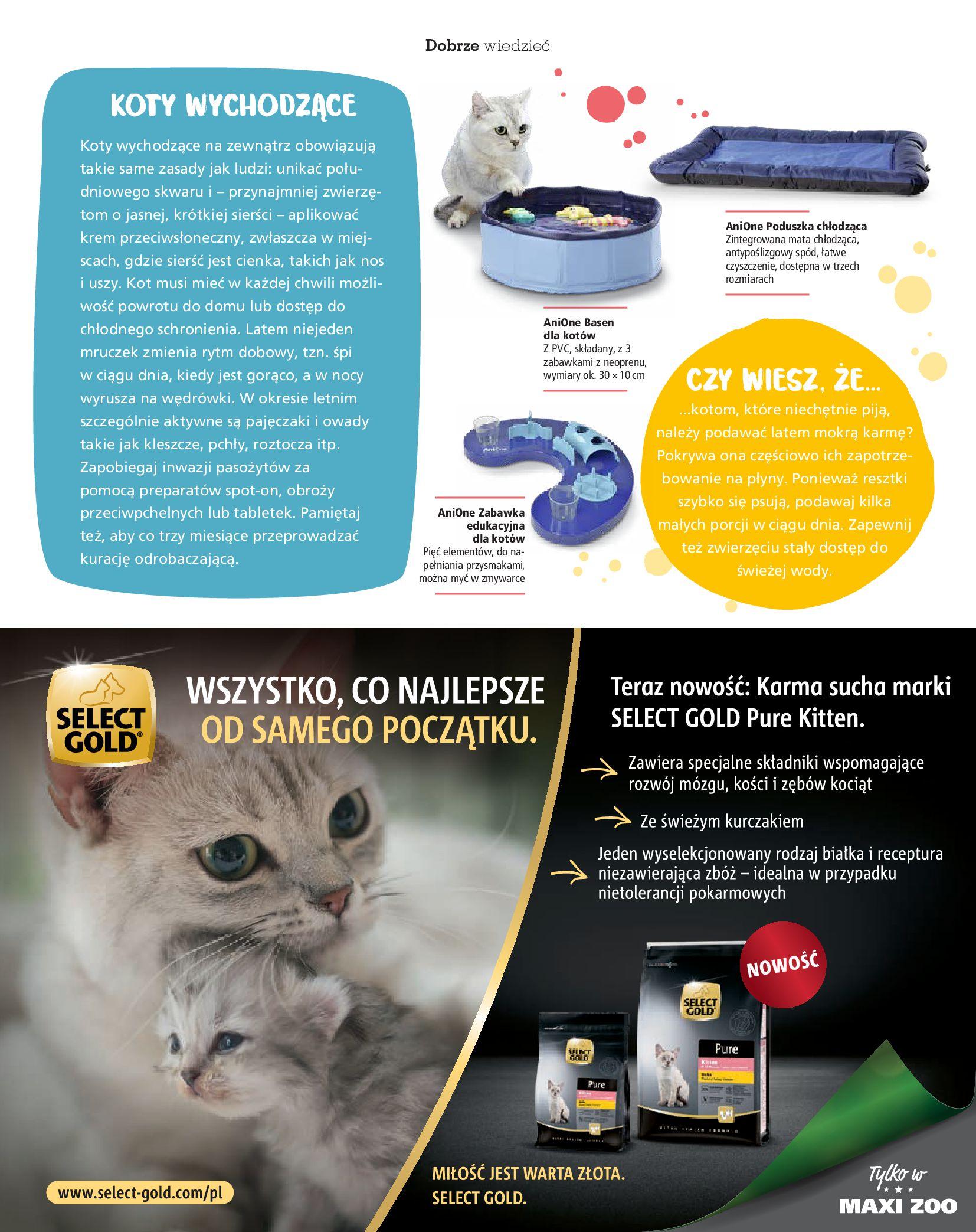 Gazetka Maxi Zoo: Gazetka Maxi Zoo - Friends 2021-05-18 page-23