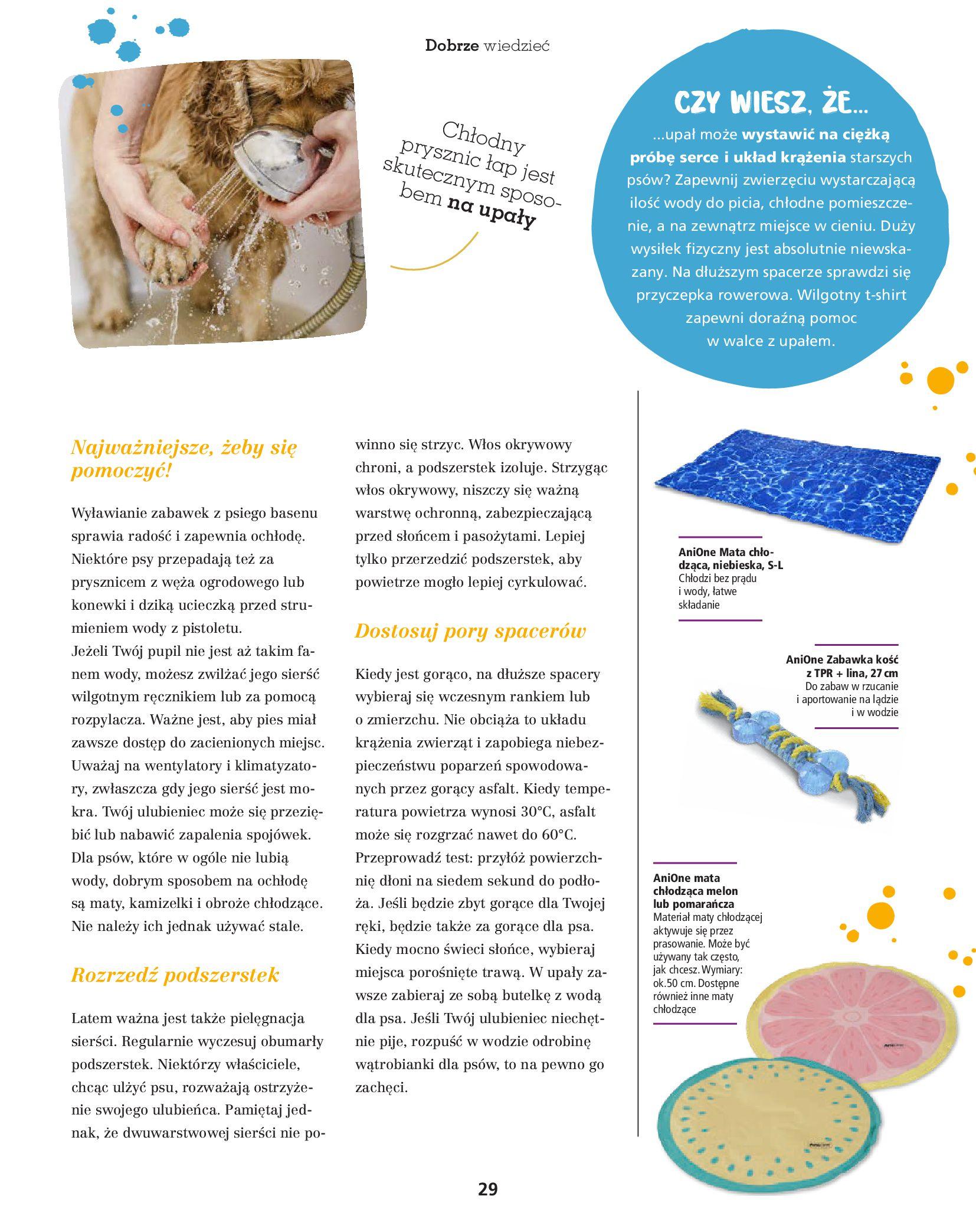 Gazetka Maxi Zoo: Gazetka Maxi Zoo - Friends 2021-05-18 page-29