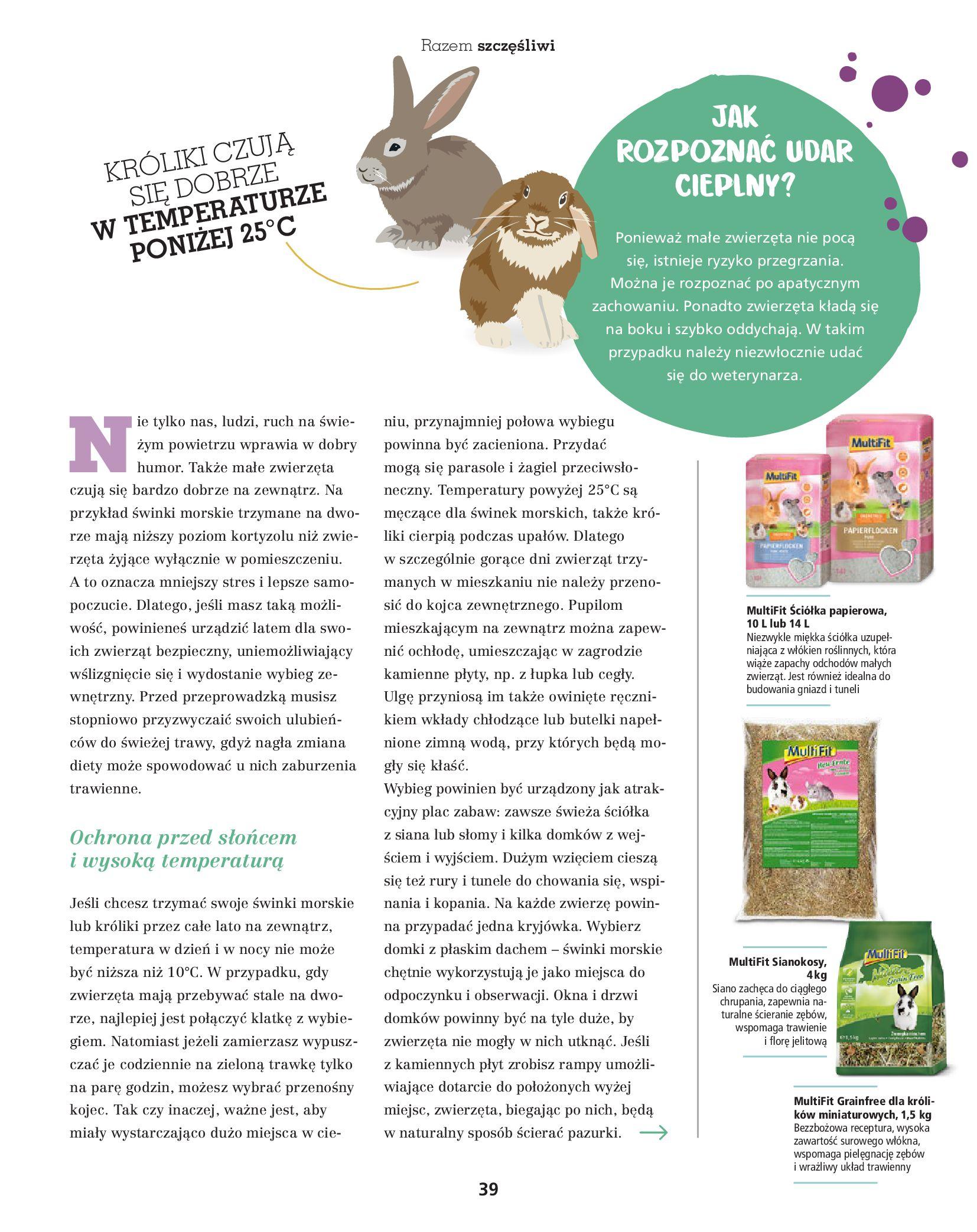 Gazetka Maxi Zoo: Gazetka Maxi Zoo - Friends 2021-05-18 page-39