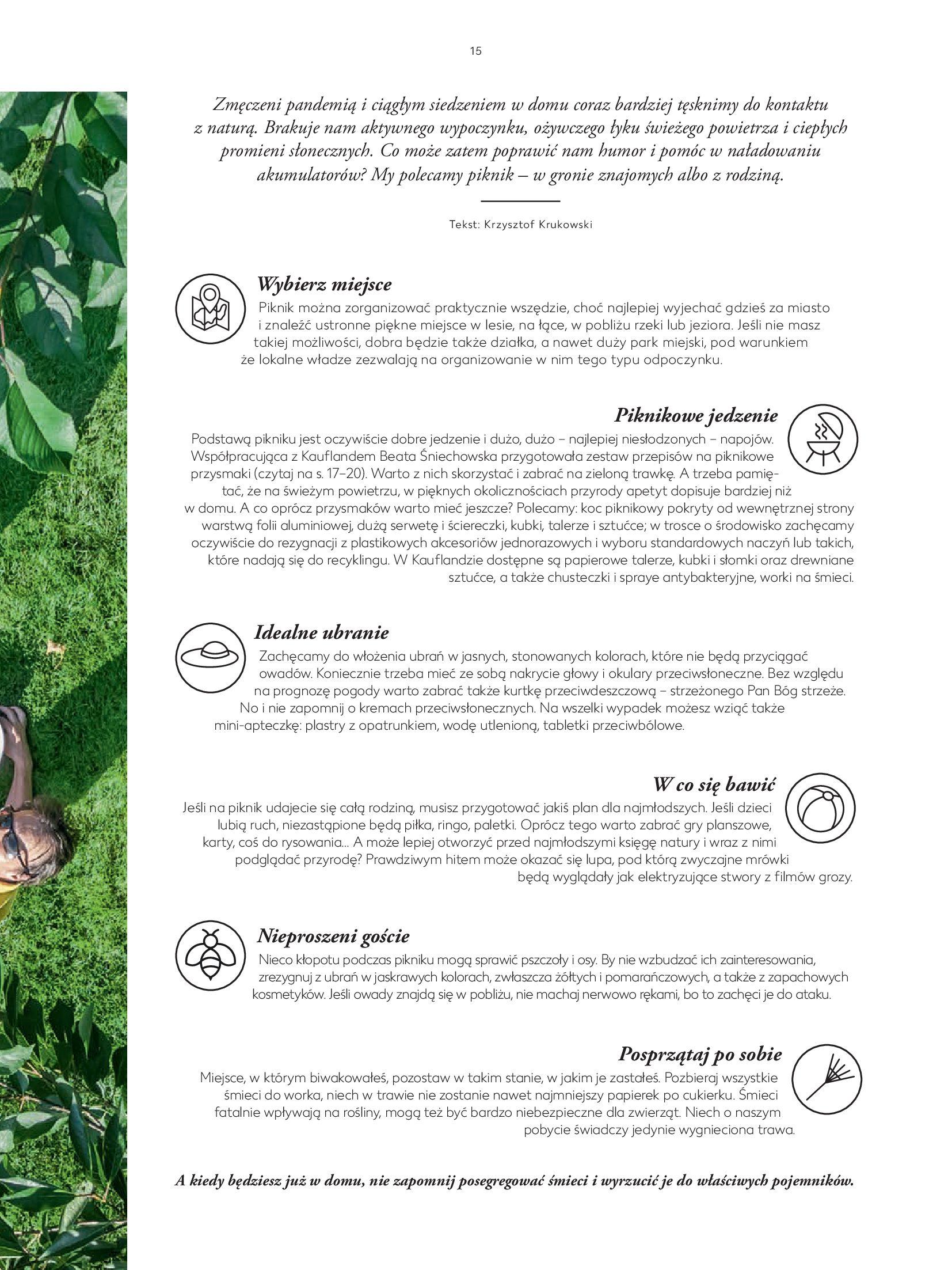 Gazetka Kaufland: Gazetka Kaufland - katalog 2021-05-11 page-15