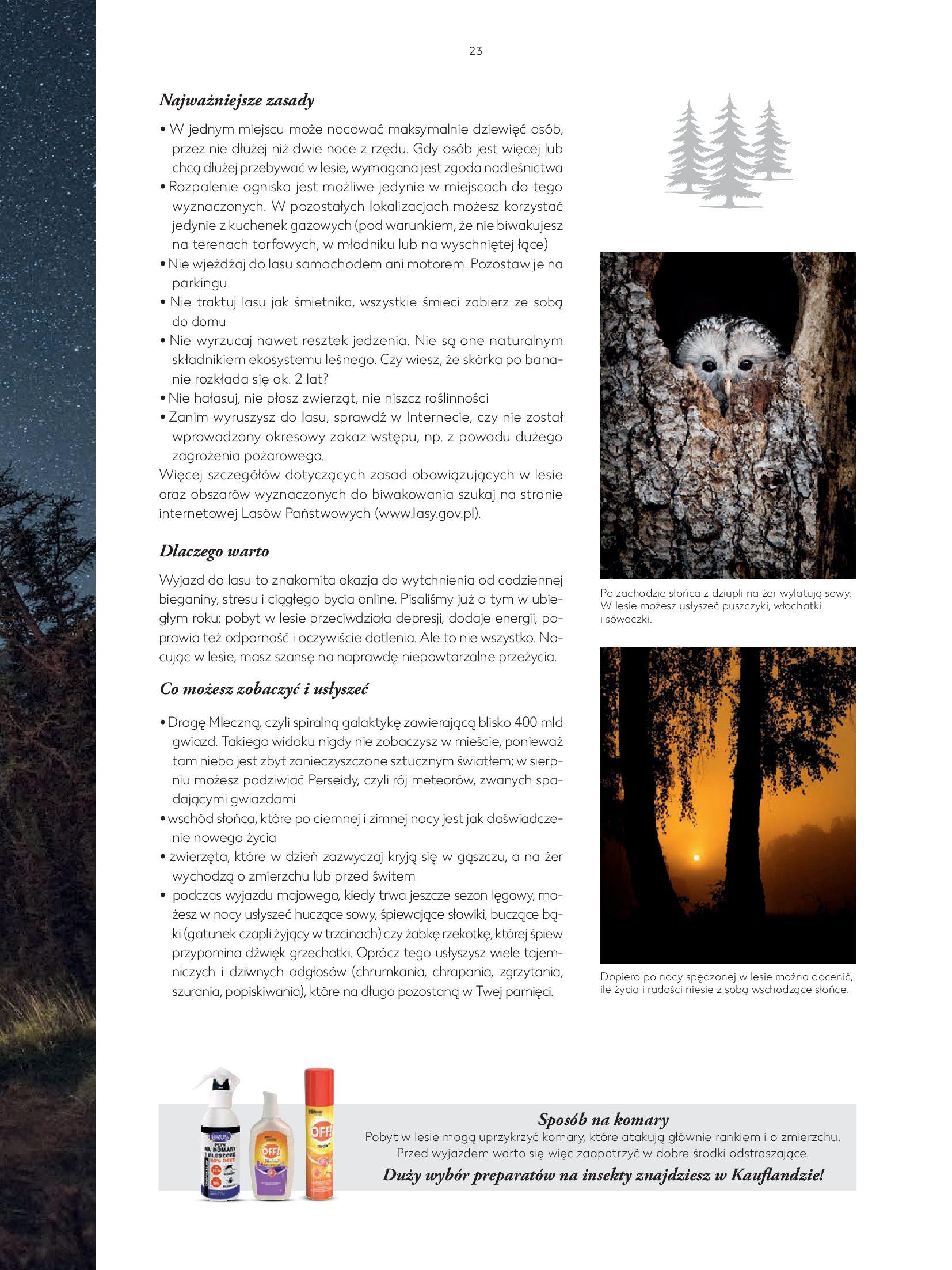 Gazetka Kaufland: Gazetka Kaufland - katalog 2021-05-11 page-23