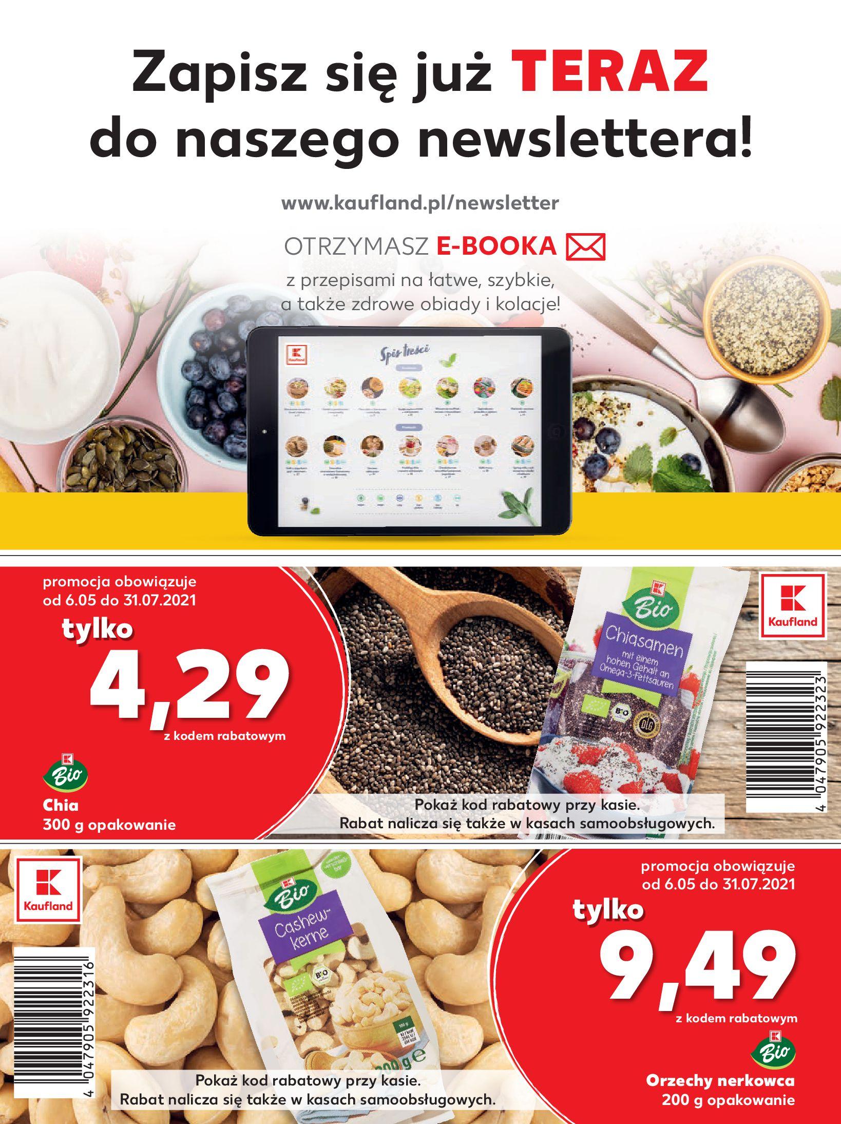 Gazetka Kaufland: Gazetka Kaufland - katalog 2021-05-11 page-35