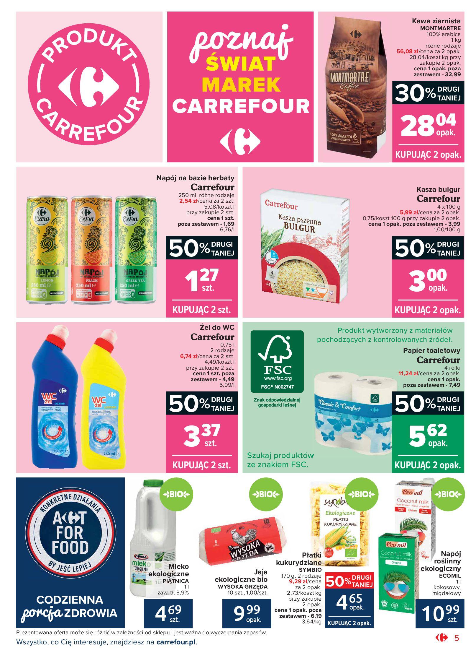 Gazetka Carrefour Market: Oferta handlowa 2021-05-04 page-5