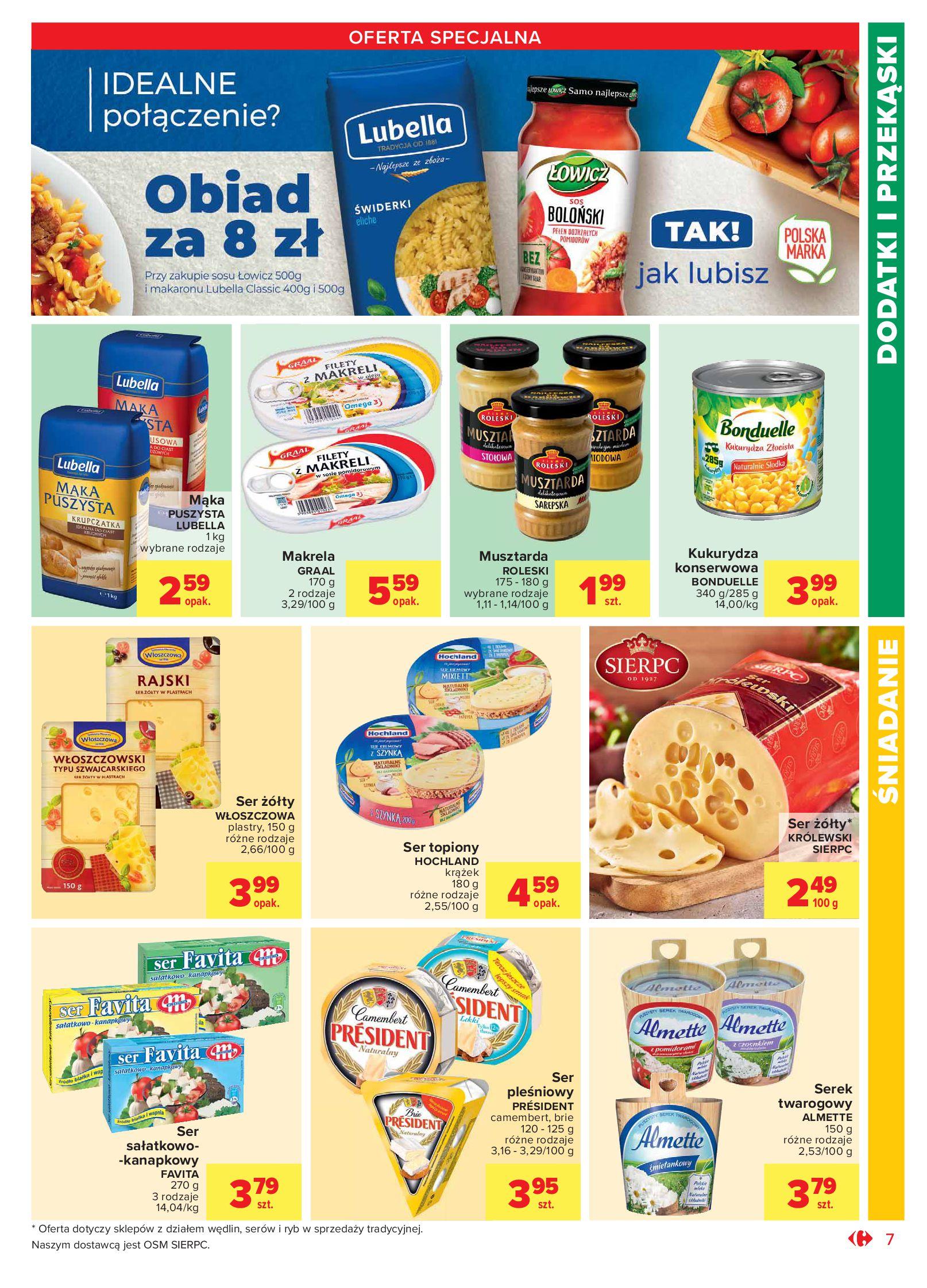 Gazetka Carrefour Market: Oferta handlowa 2021-05-04 page-7