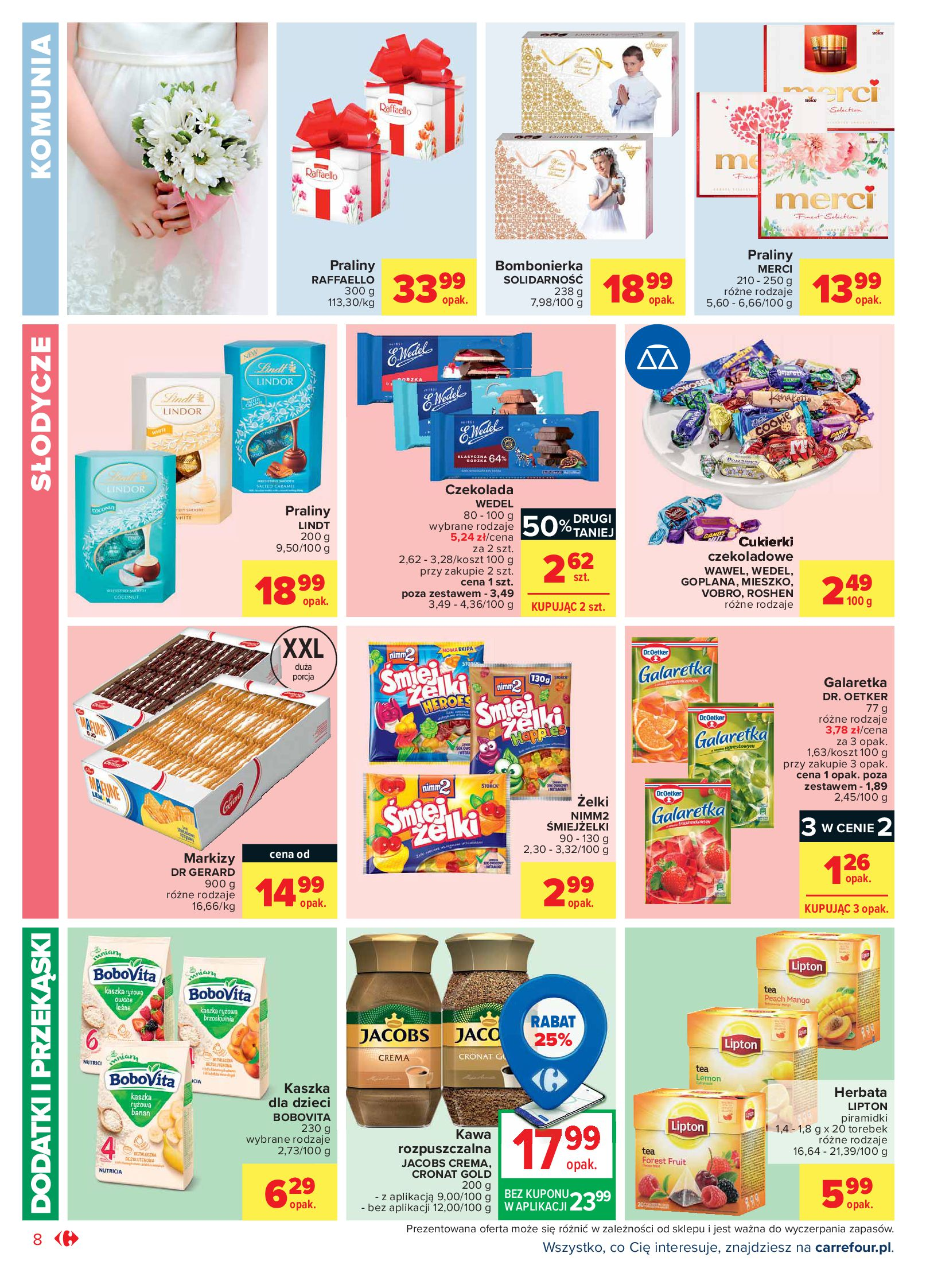 Gazetka Carrefour Market: Oferta handlowa 2021-05-04 page-8