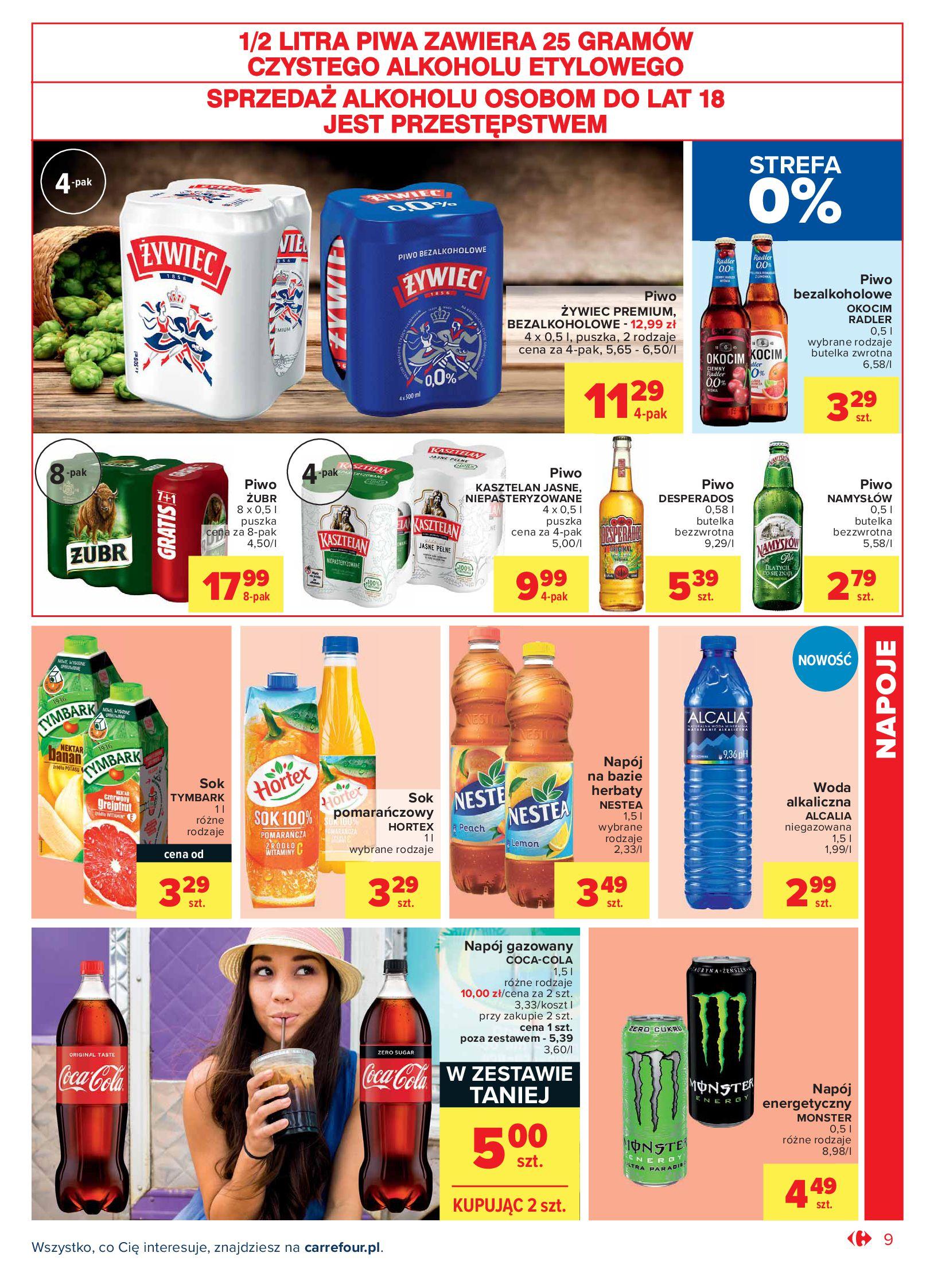 Gazetka Carrefour Market: Oferta handlowa 2021-05-04 page-9