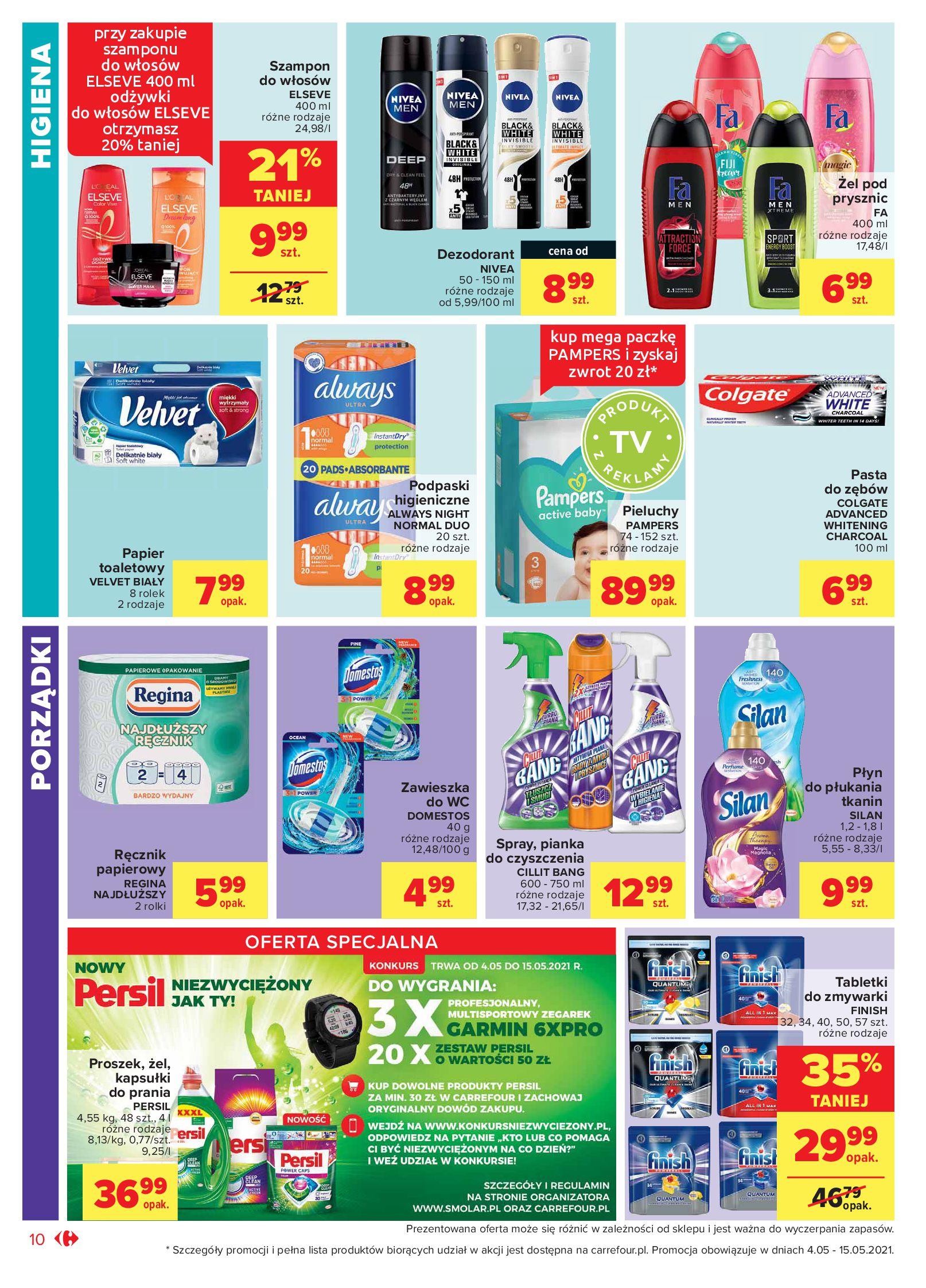 Gazetka Carrefour Market: Oferta handlowa 2021-05-04 page-10